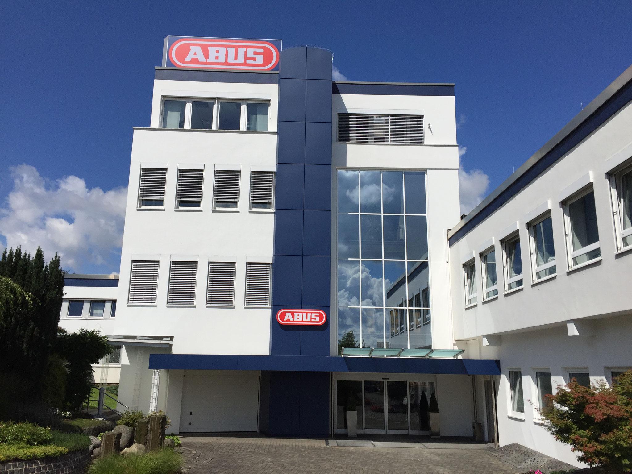 ABUS August Bremicker Söhne KG; Bürogebäude