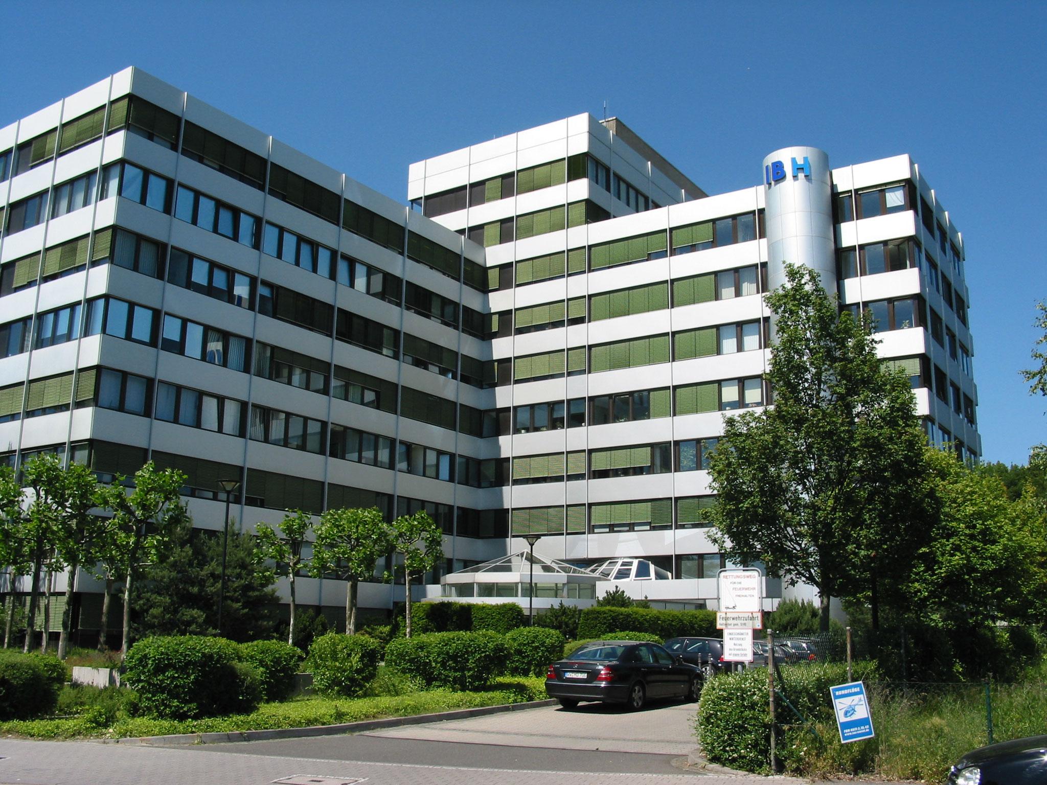 Hessisches Baumanagement; HI-Zentrale Wiesbaden
