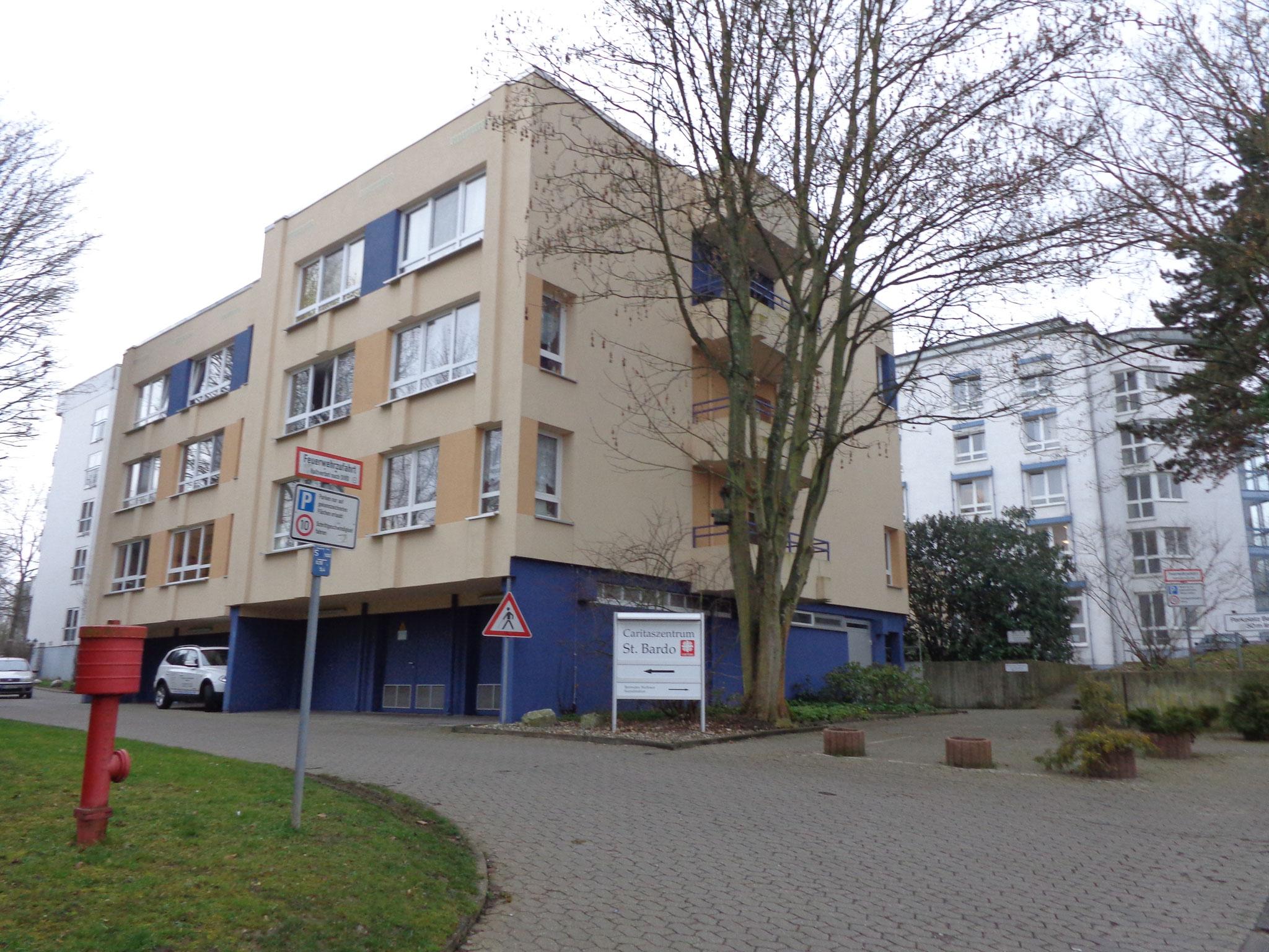 Caritaszentrum St. Bardo; Friedberg