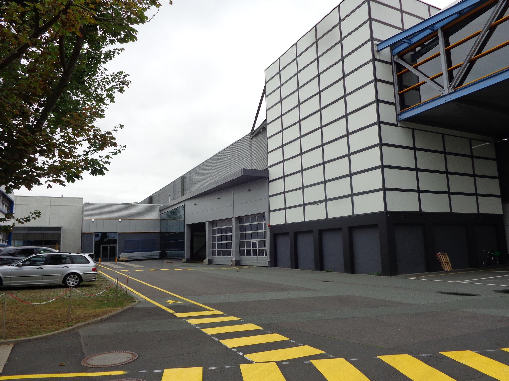 Hassia Mineralquellen GmbH; Getränkelager