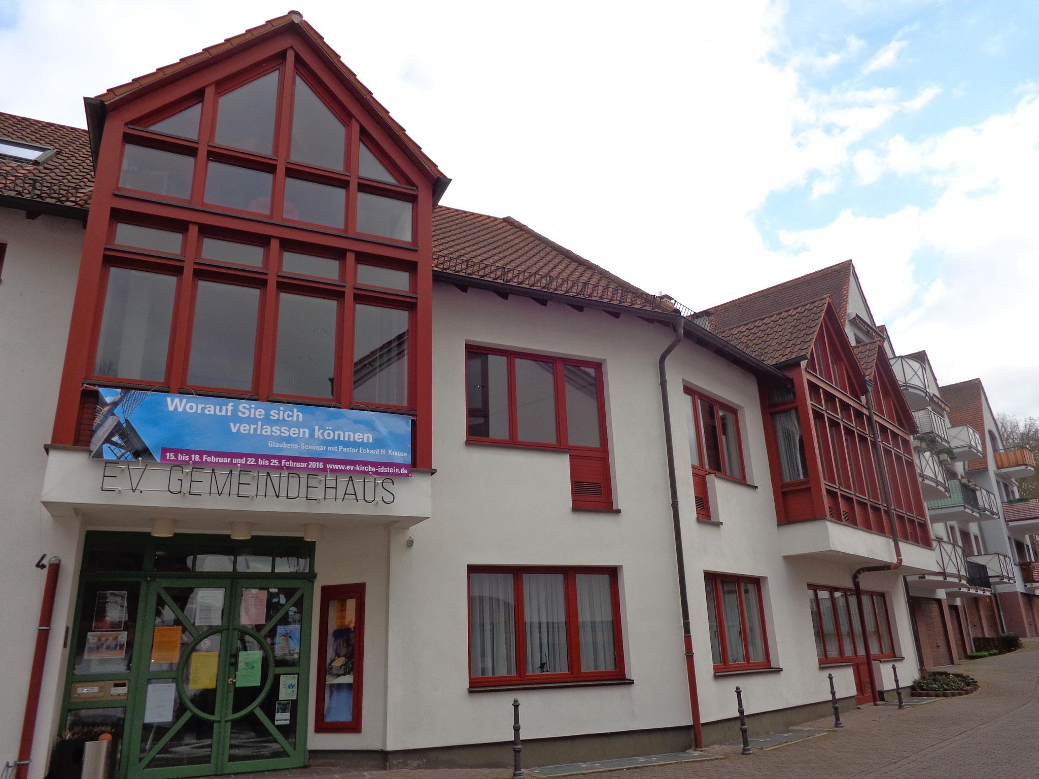 Gemeindehaus Idstein