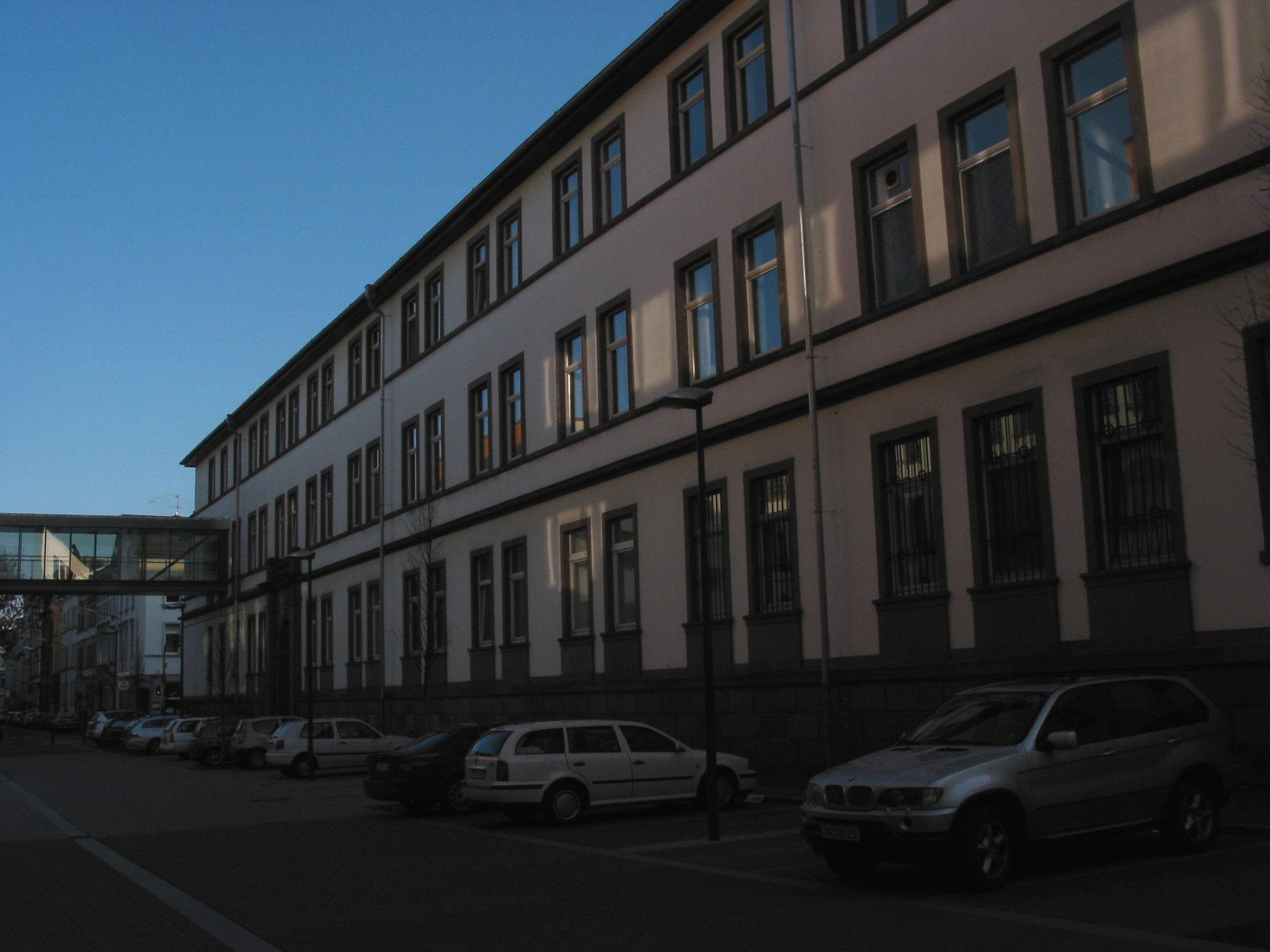 Hessisches Baumanagement; Amtsgericht Offenbach