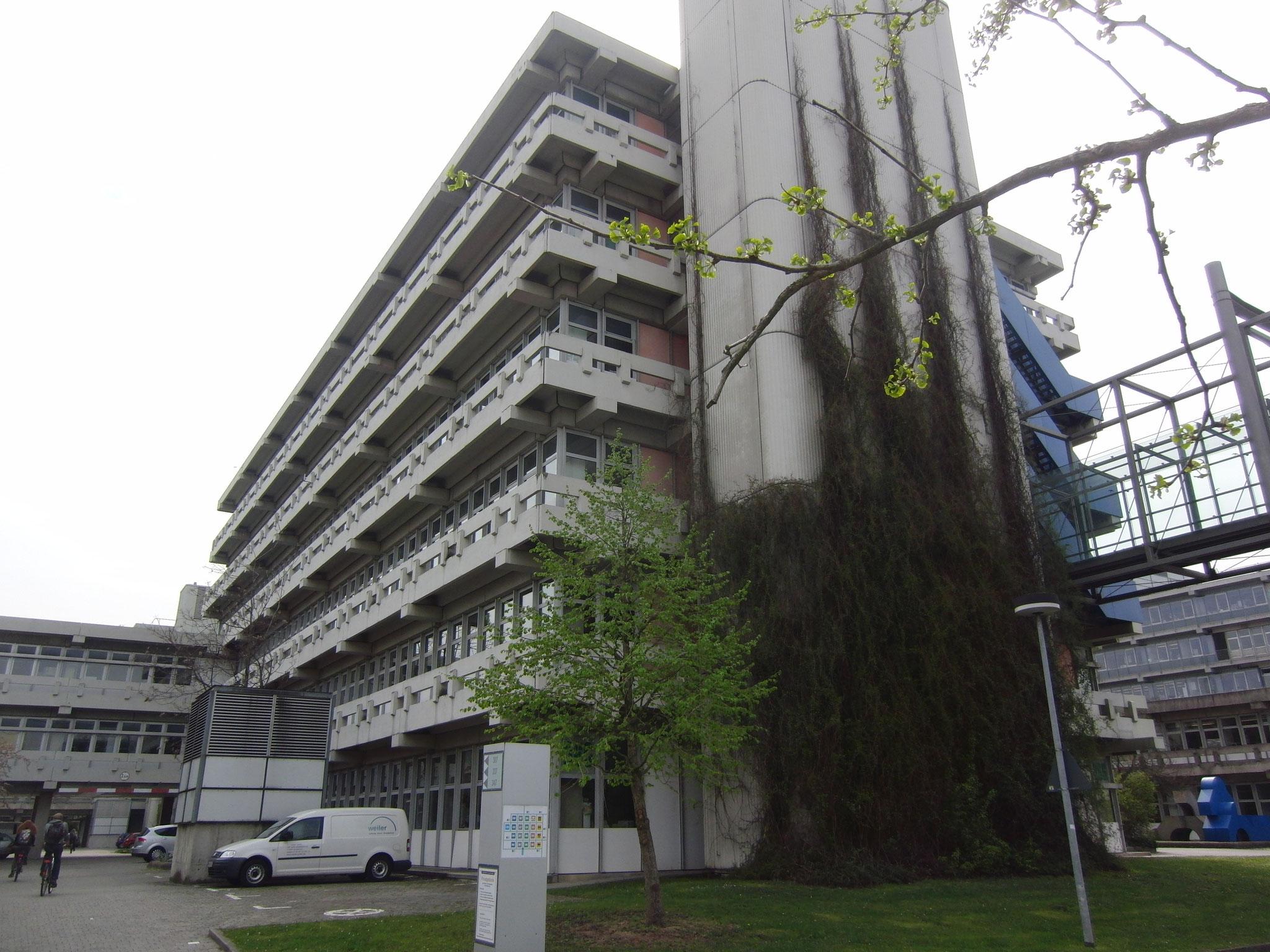 Laborgebäude Universität Heidelberg