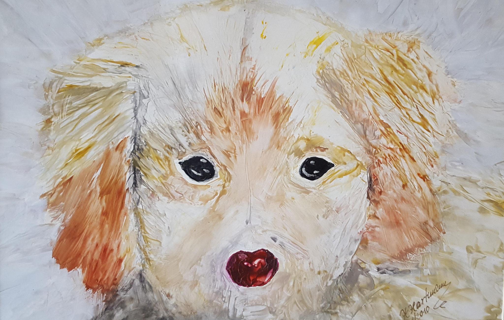 Nr. 103 - Hund DIN A4 - 600 €
