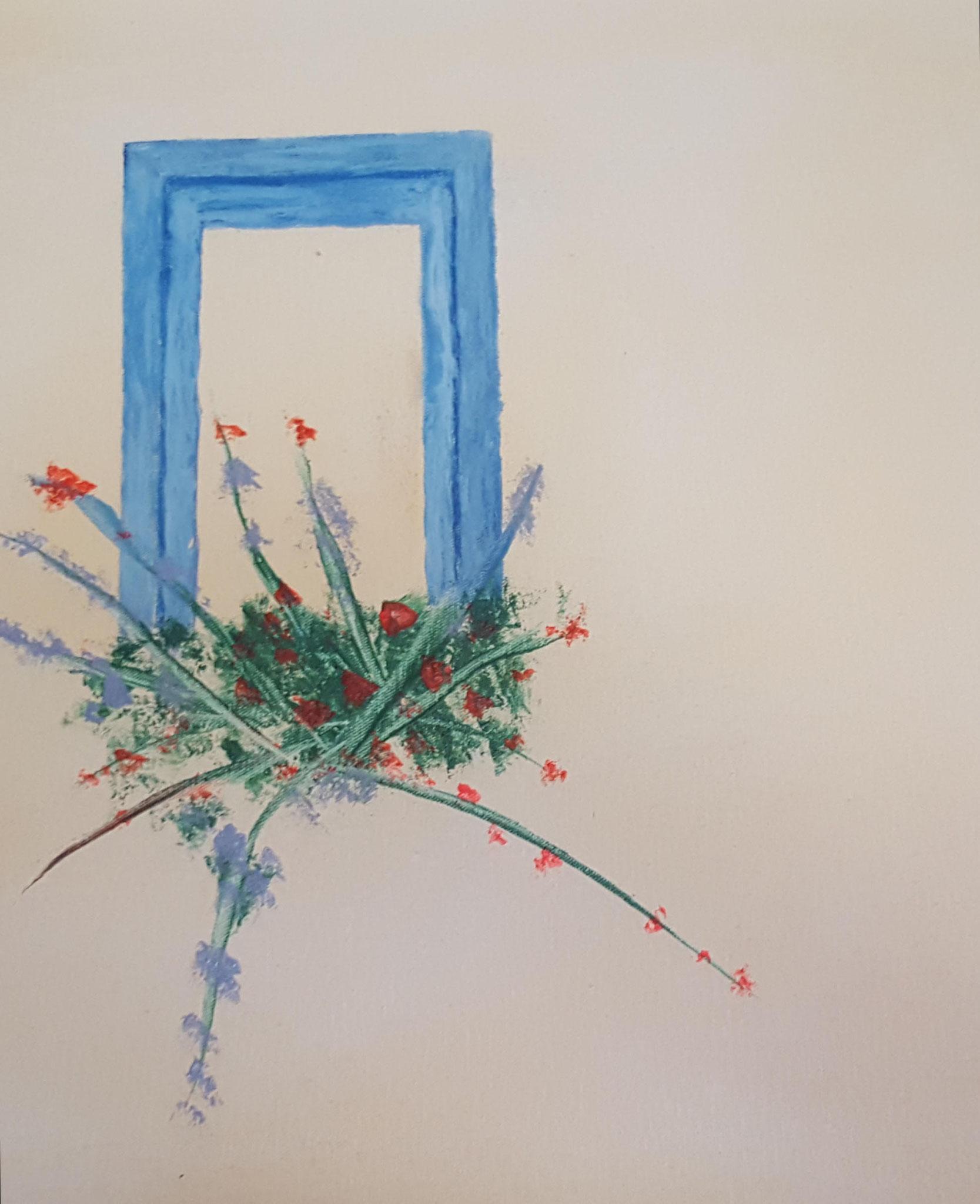 Nr. 20 - Fenster  50x40cm - 300 €