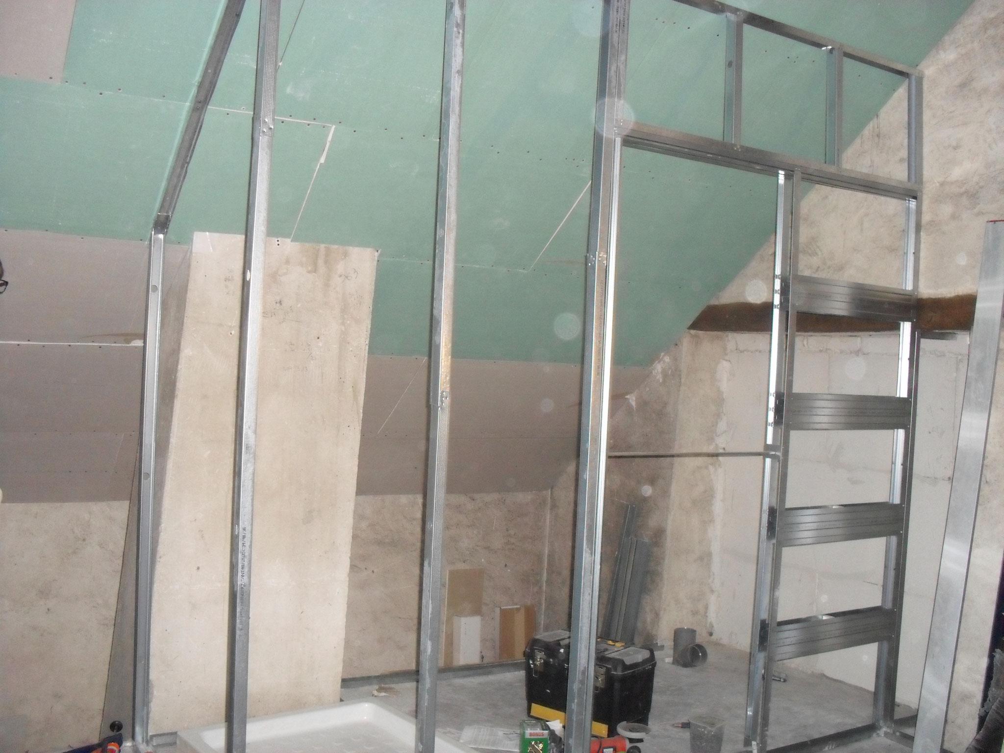Rénovation/Création salle de bain - Atelier GUERIN, Cuisines et Bains.