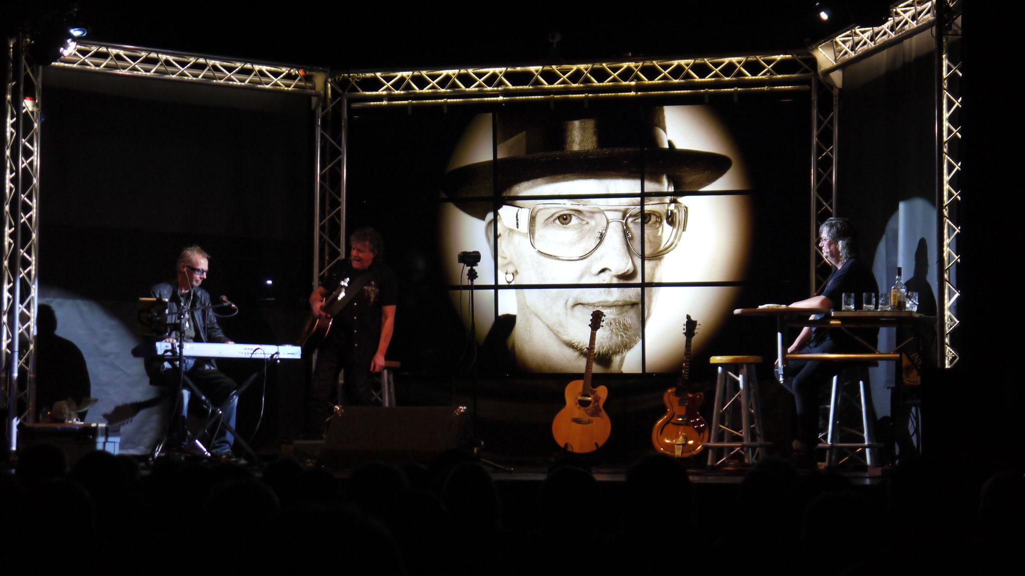 """als Gast: Carsten """"Beathoven"""" Mohren von Rockhaus"""