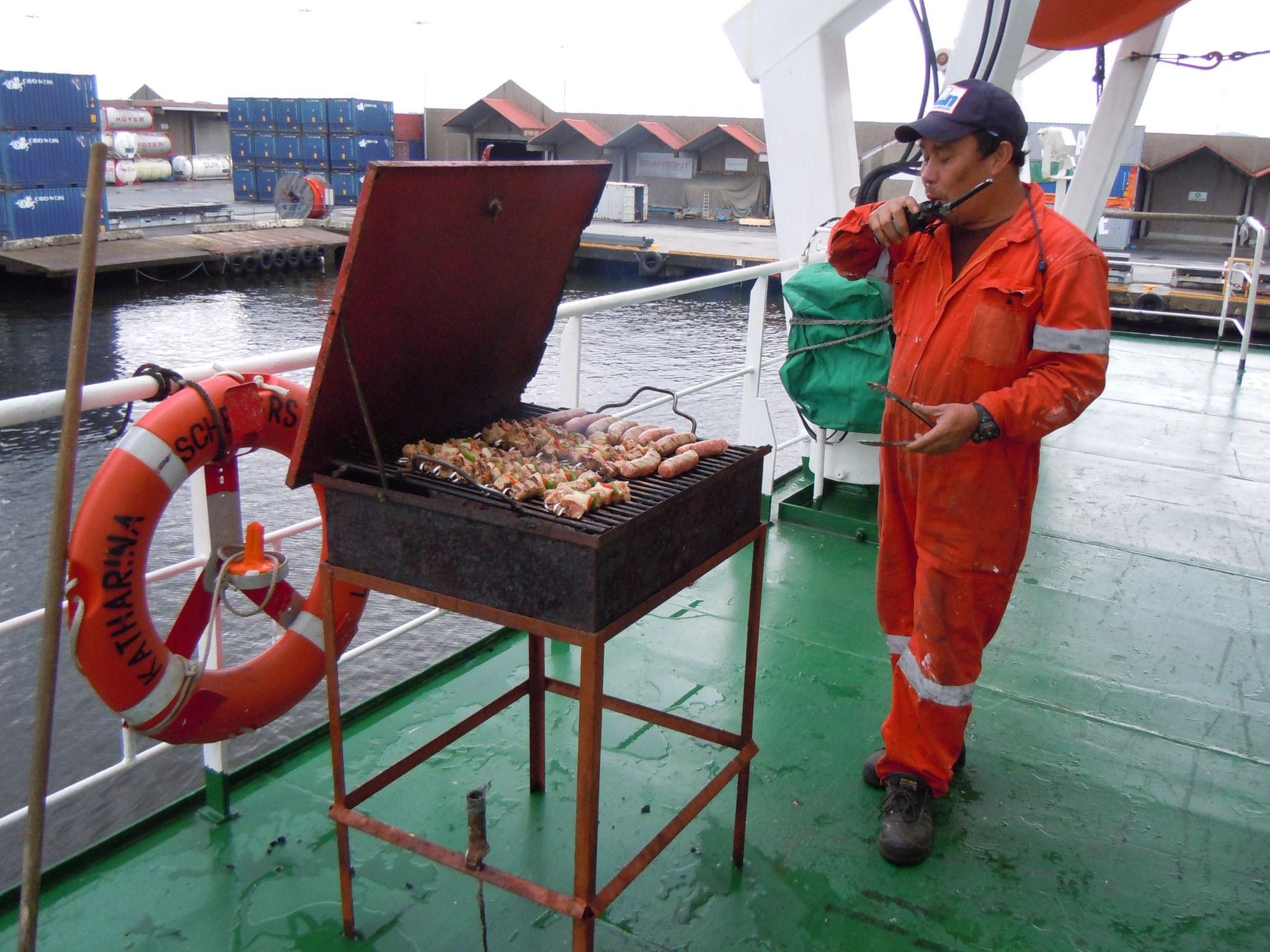 2. Barbecue in Kristiansand