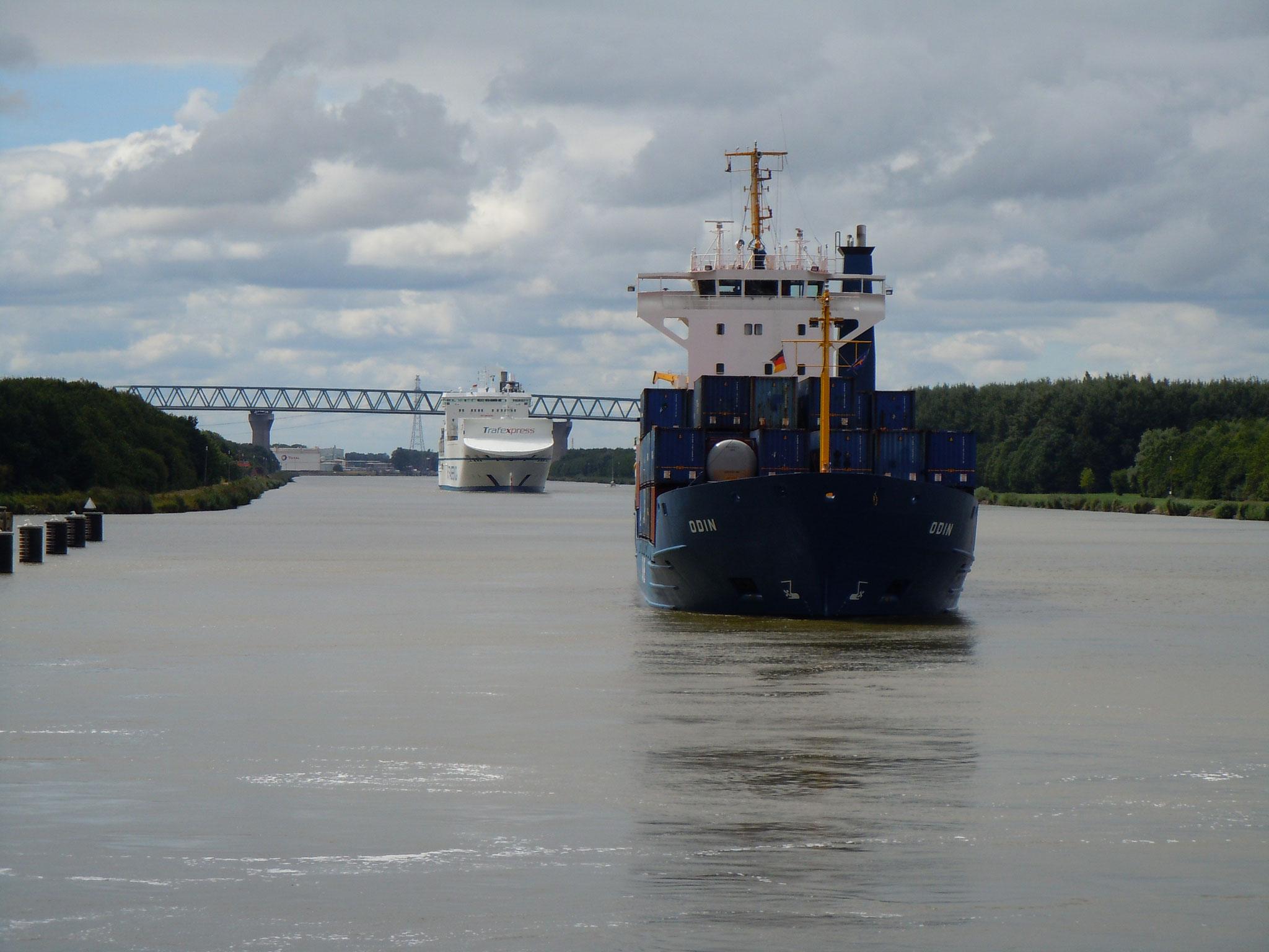 Nord- Ostseekanal