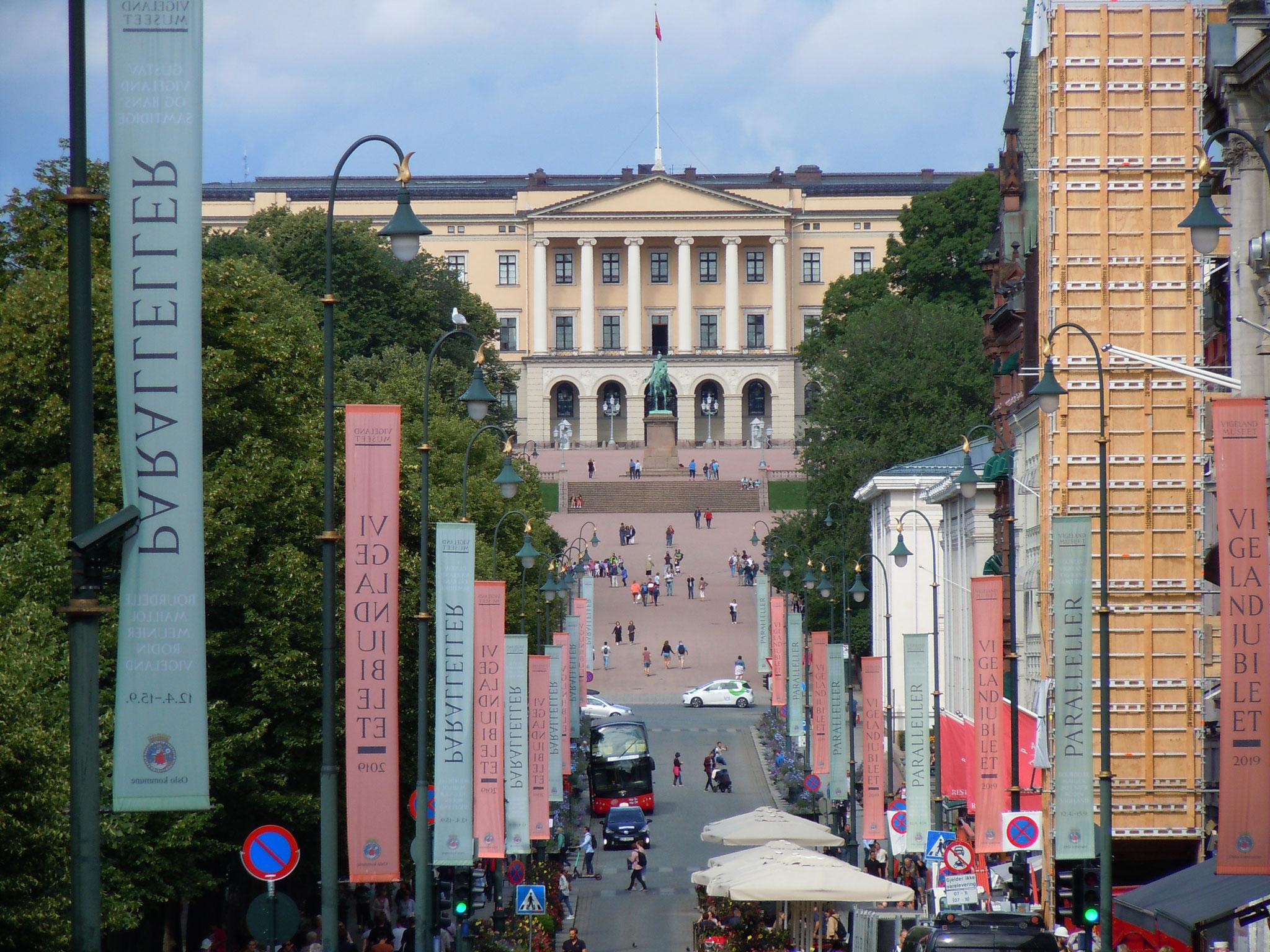 Landgang Oslo