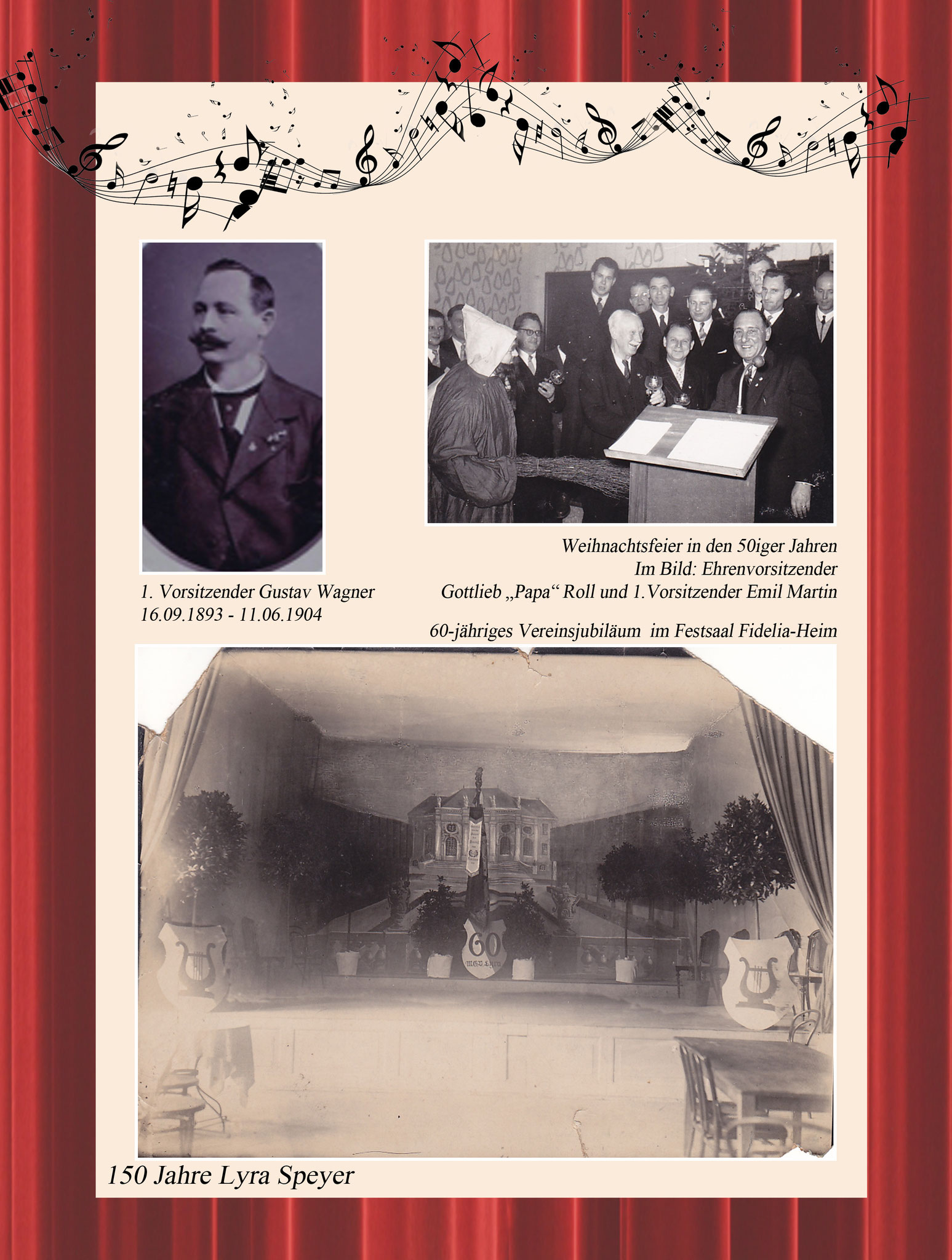 60 Jahre Lyra Speyer