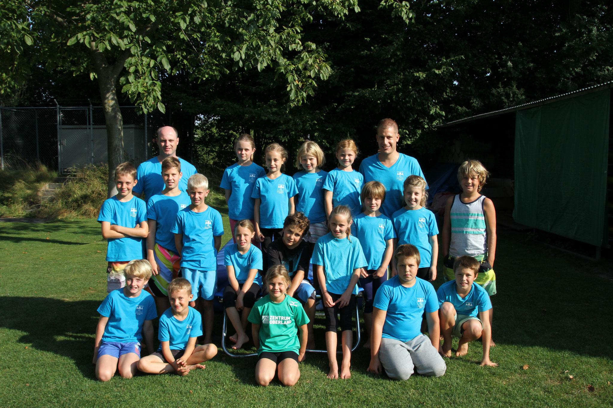 Team Thun 2016 (Sommer)