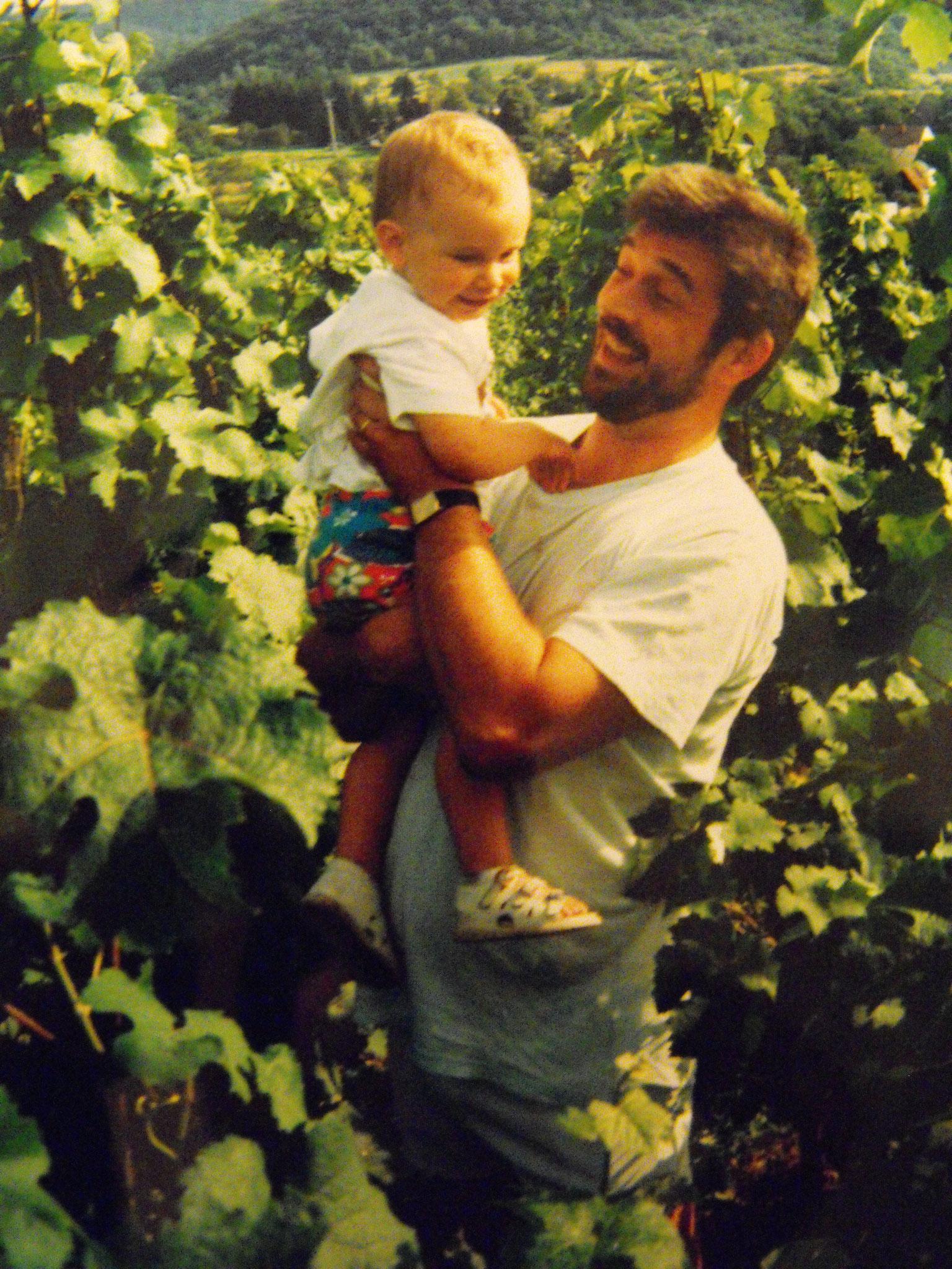 Roots senior und Roots junior