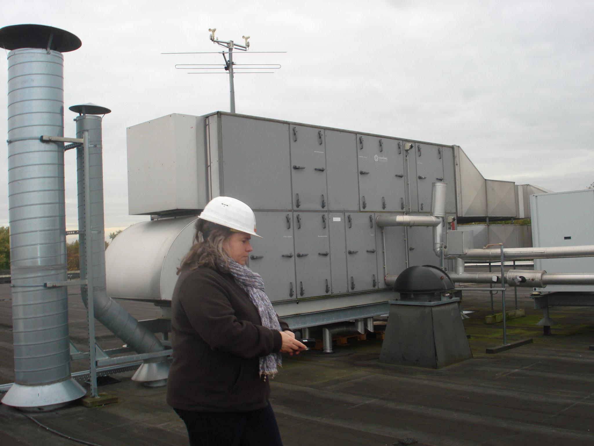"""""""De installaties hebben een groot aandeel in het energieverbruik bij utiliteitsgebouwen""""."""