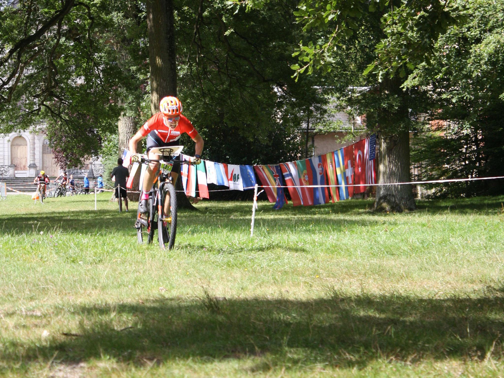 Mixed sprint relay (Thomas Jäggi)
