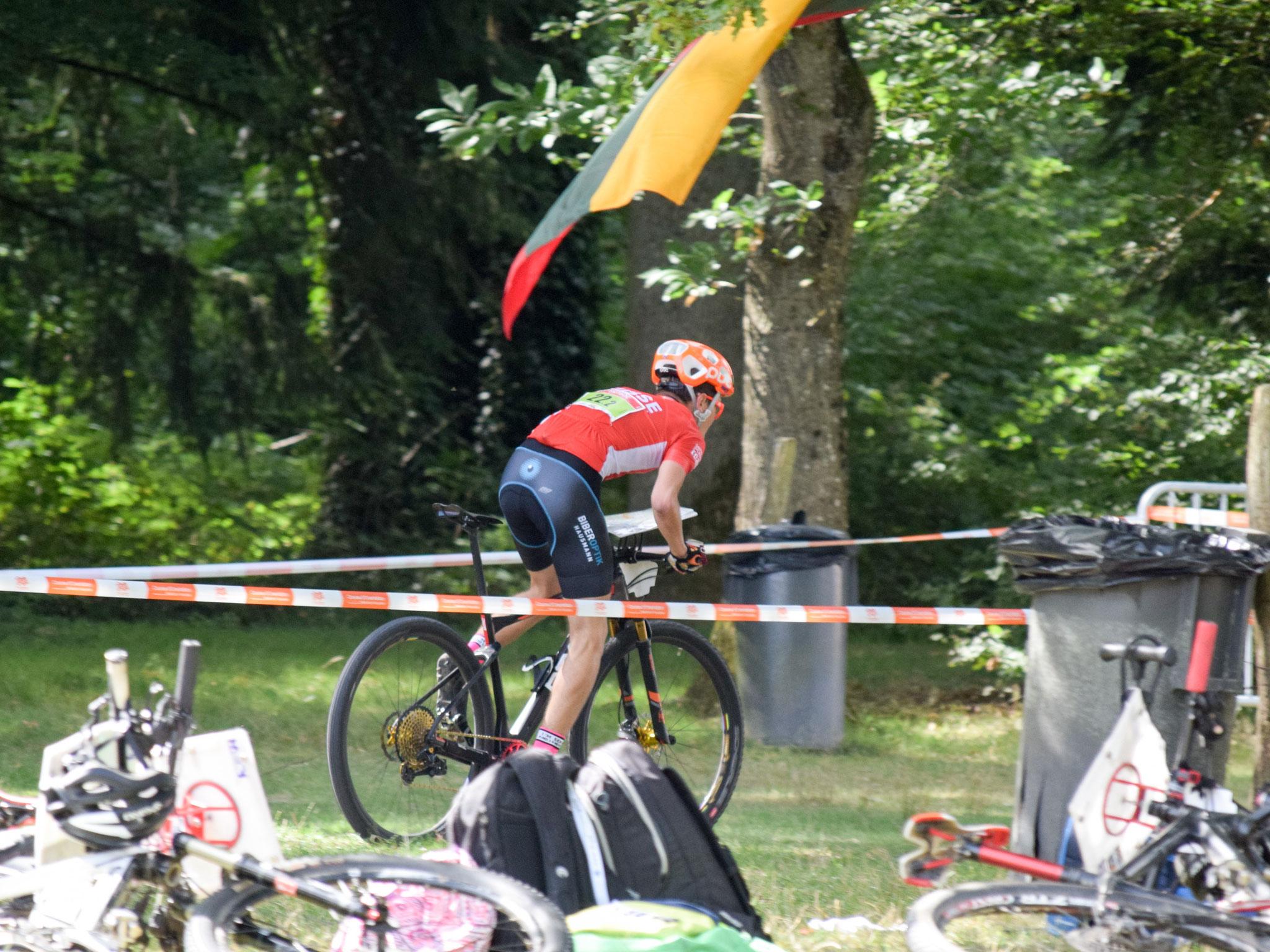 Mixed sprint relay (Beat Schaffner)