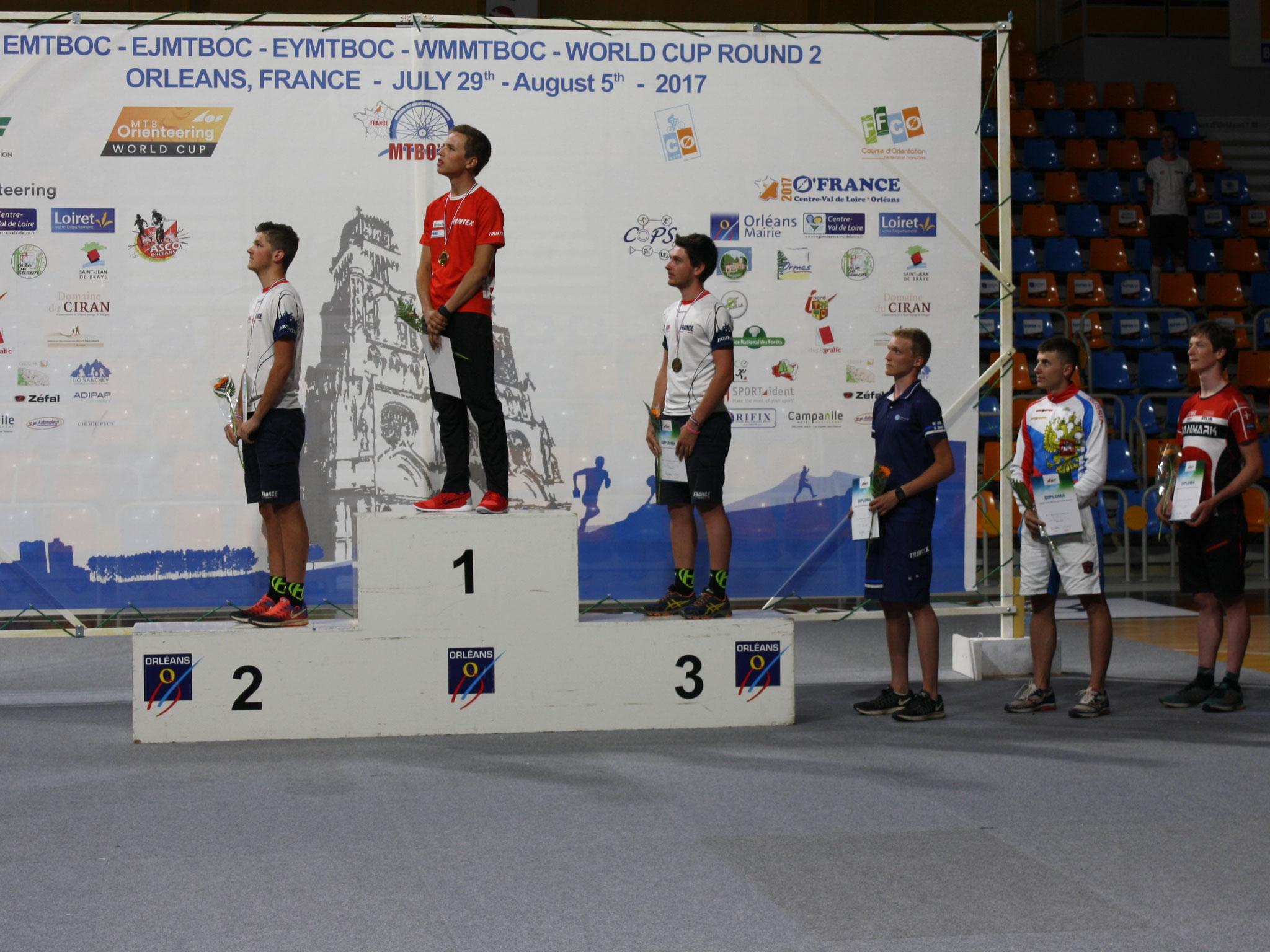 Medal ceremony Middle (Thomas Jäggi)