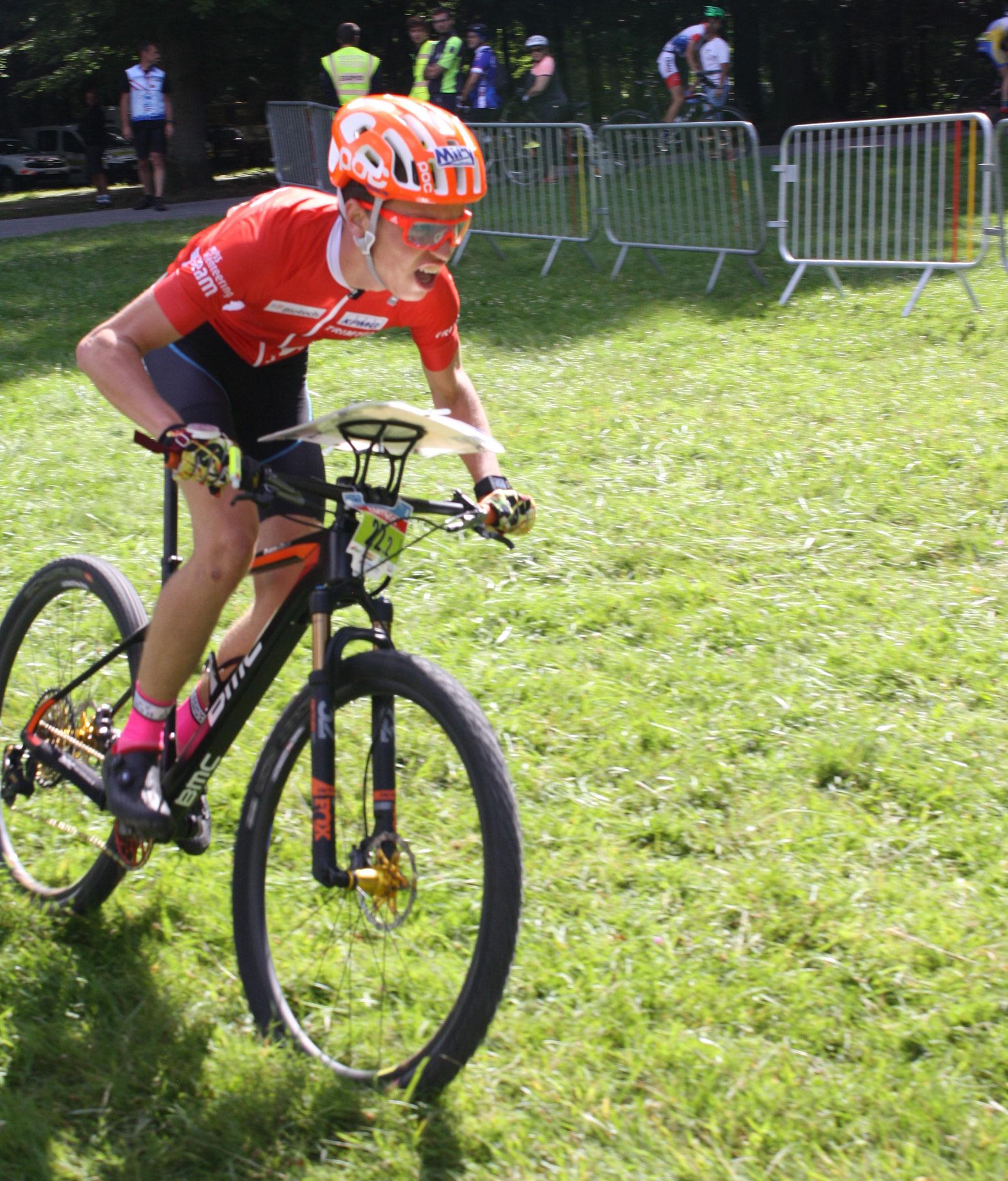 Mixed Sprint Staffel (Thomas Jäggi)