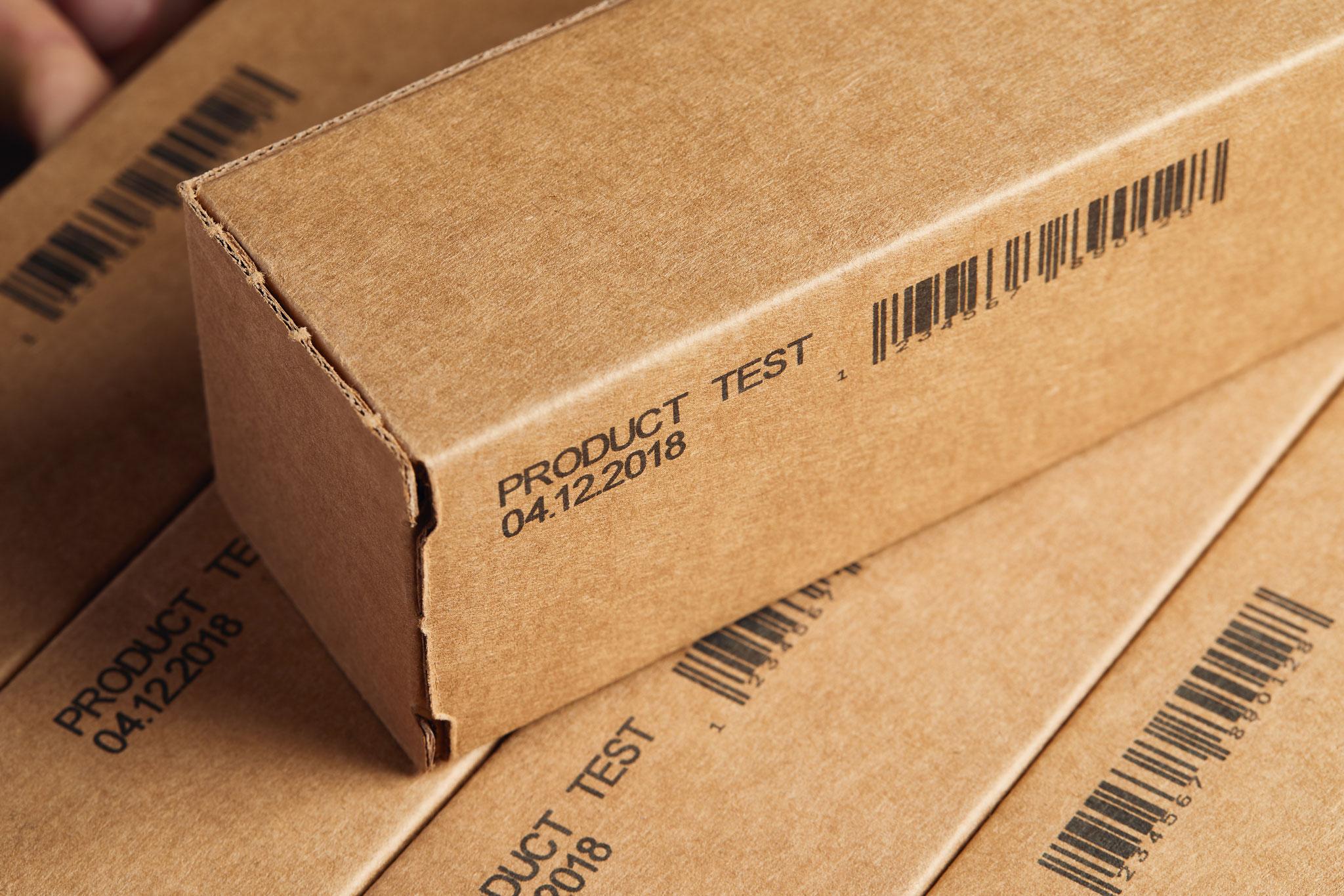 Verpackung - Edding Portable 12