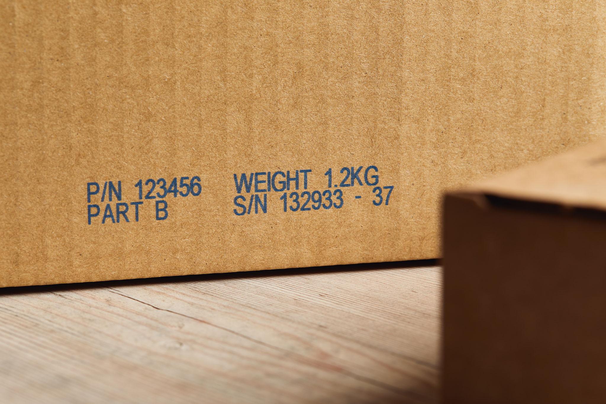 Verpackung - Edding Inline 12