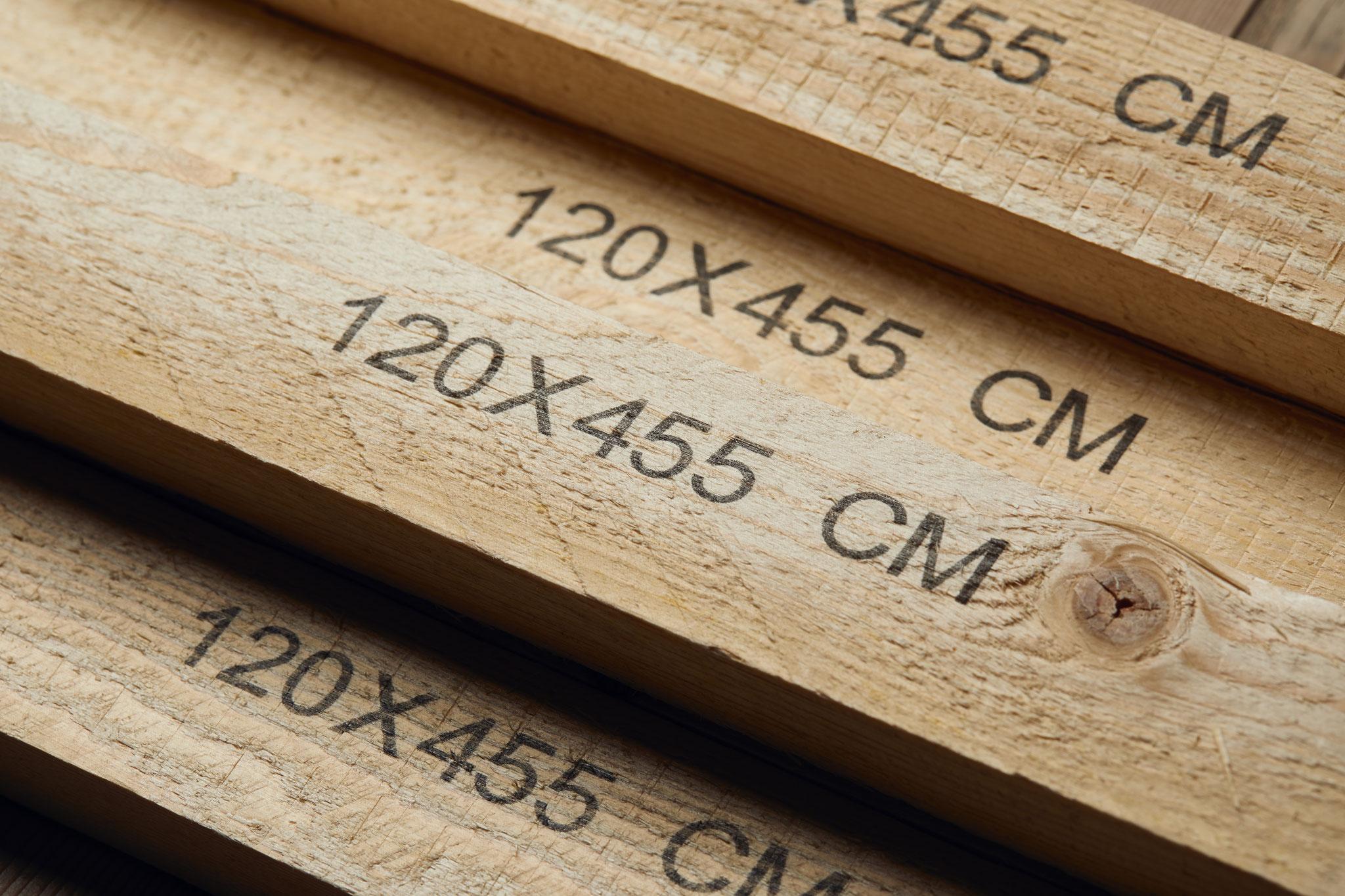 Holz - Edding Inline 12