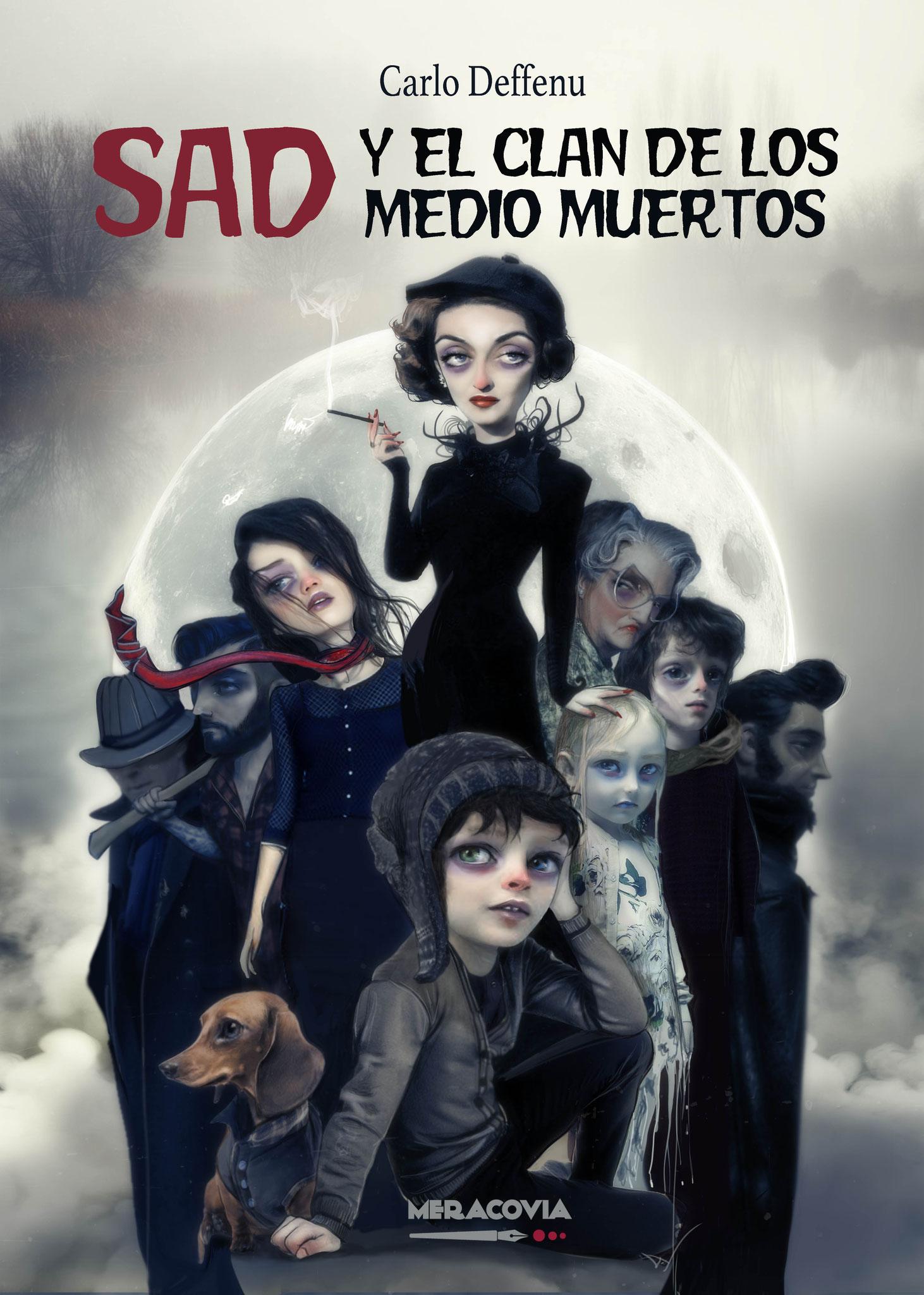 Sad y el clan de los medio muertos