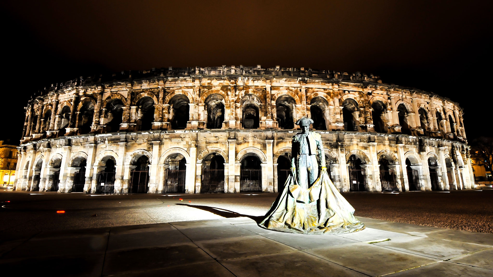 Colosseum in France