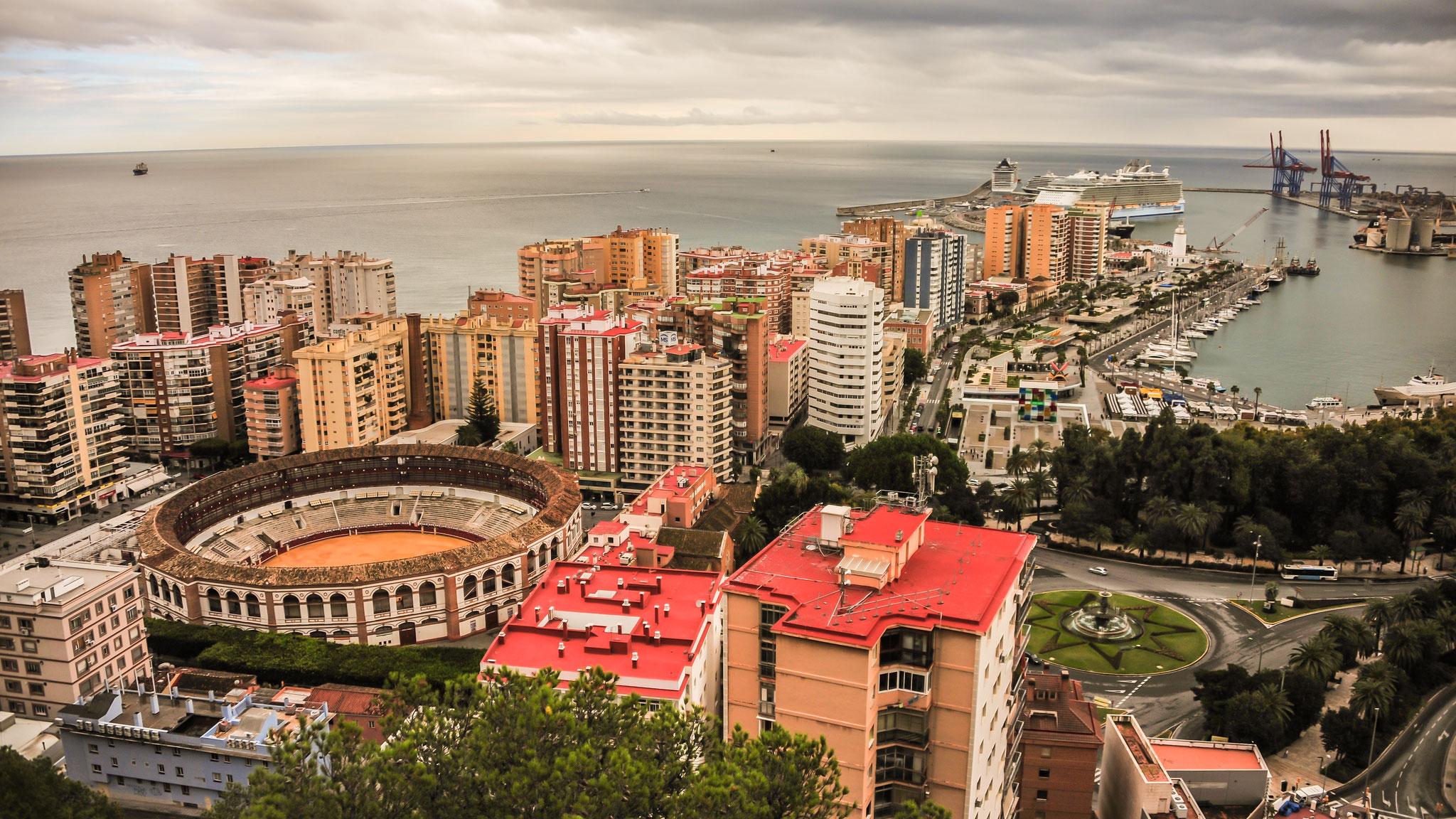 Malaga, Andalucia