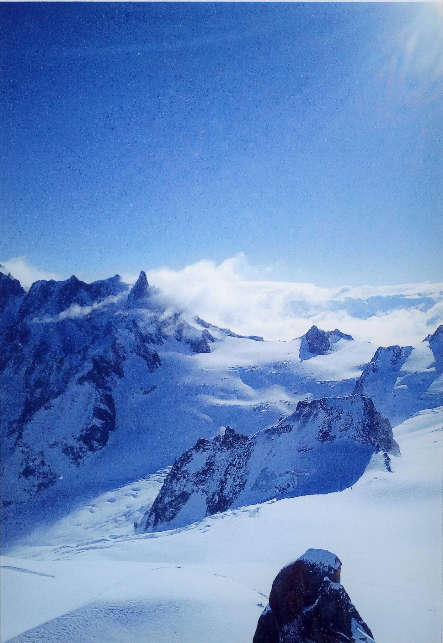 Prix du Public Couleur : Mon endroit préféré - Théo Olejnik - Haute montagne