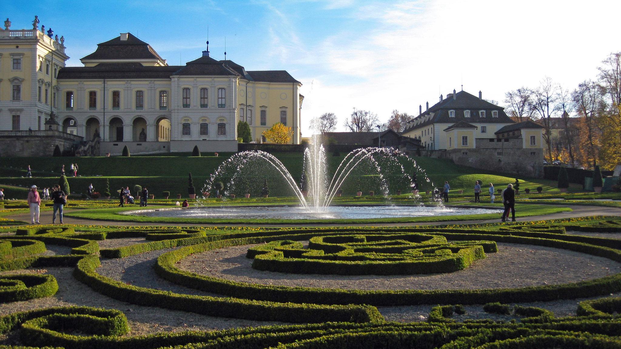 Ludwigsburg, Blühendes Barock
