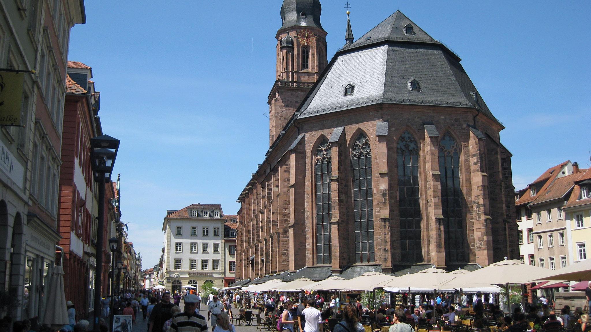 Heidelberg Innenstadt