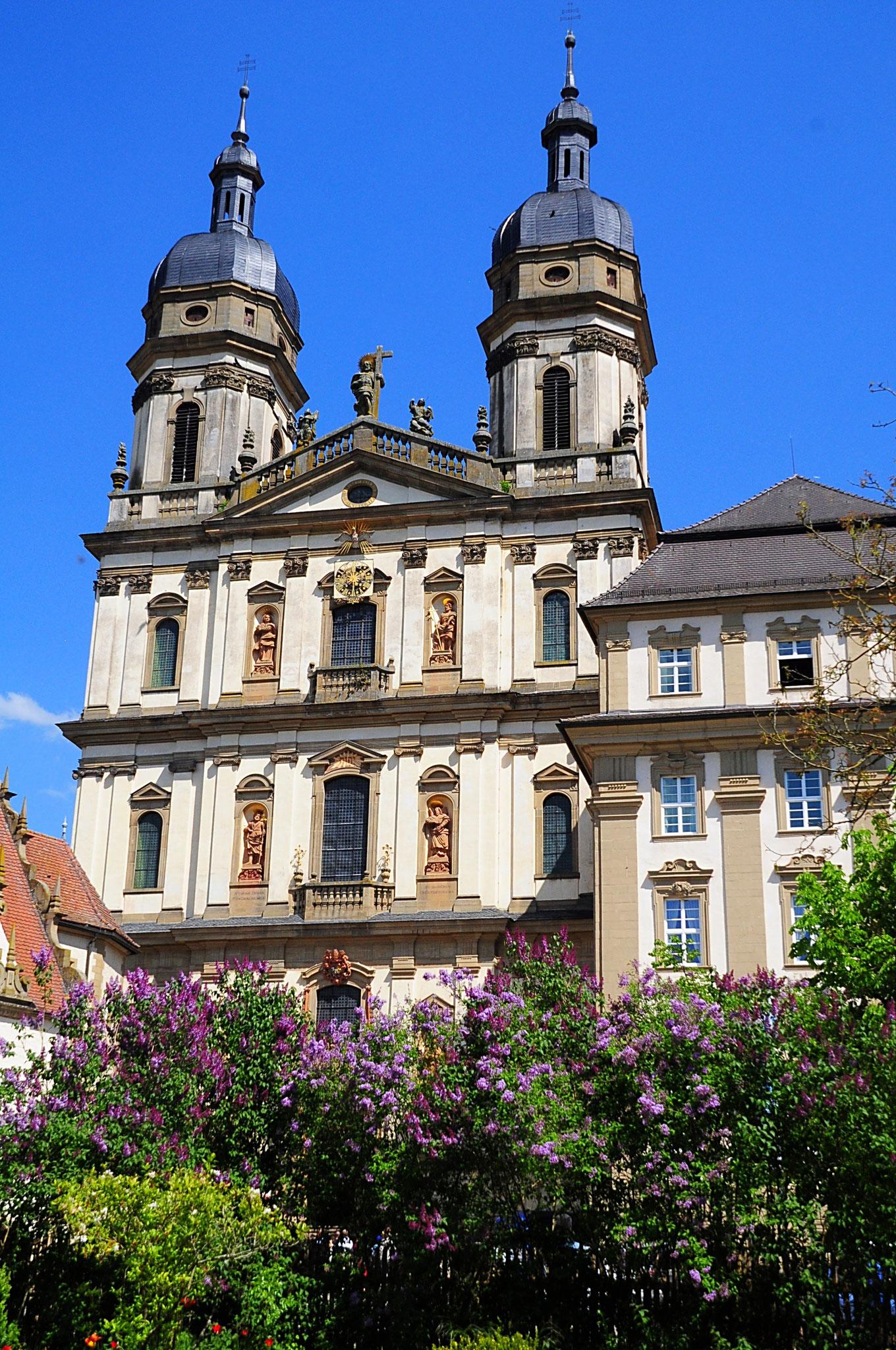 Klosterkirche in Schöntal