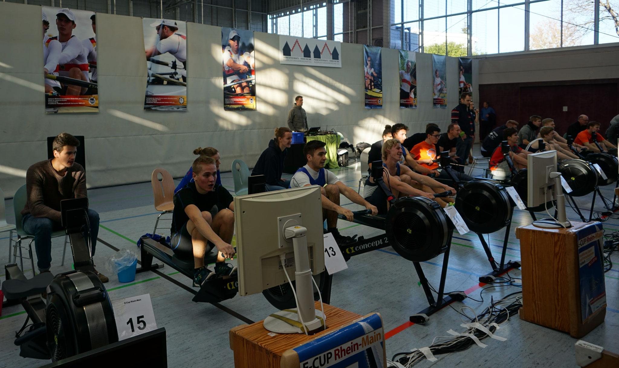 Karsten und Fabian JM A Leichtgewichtsrennen