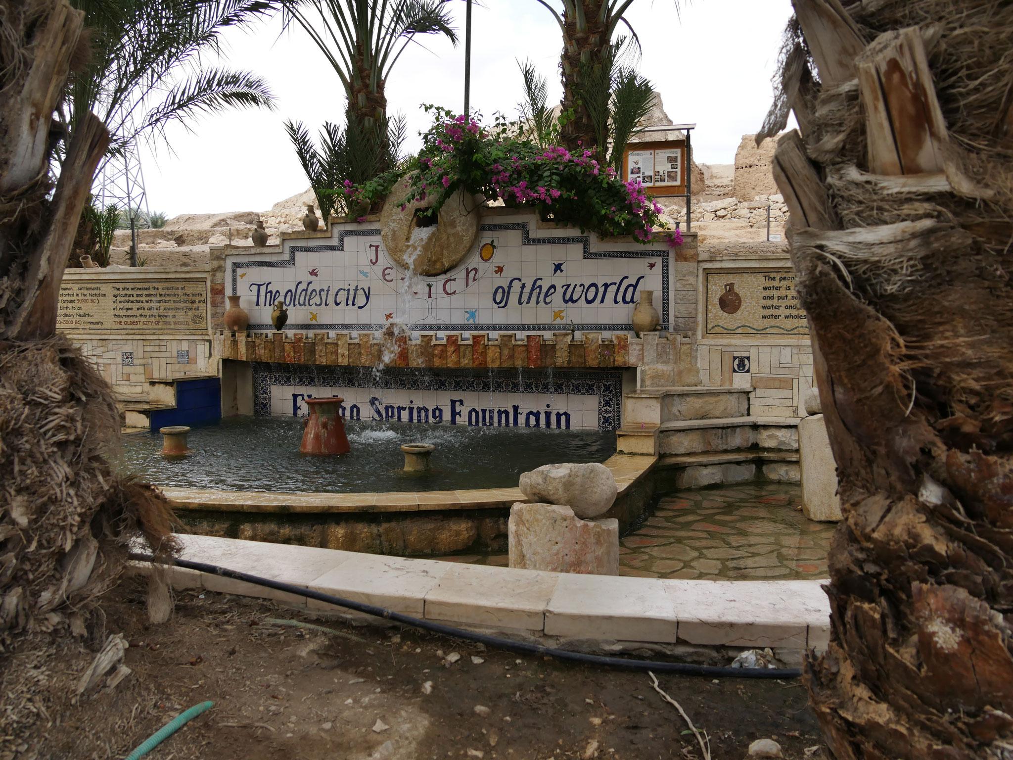 Jericho - die älteste Stadt der Welt