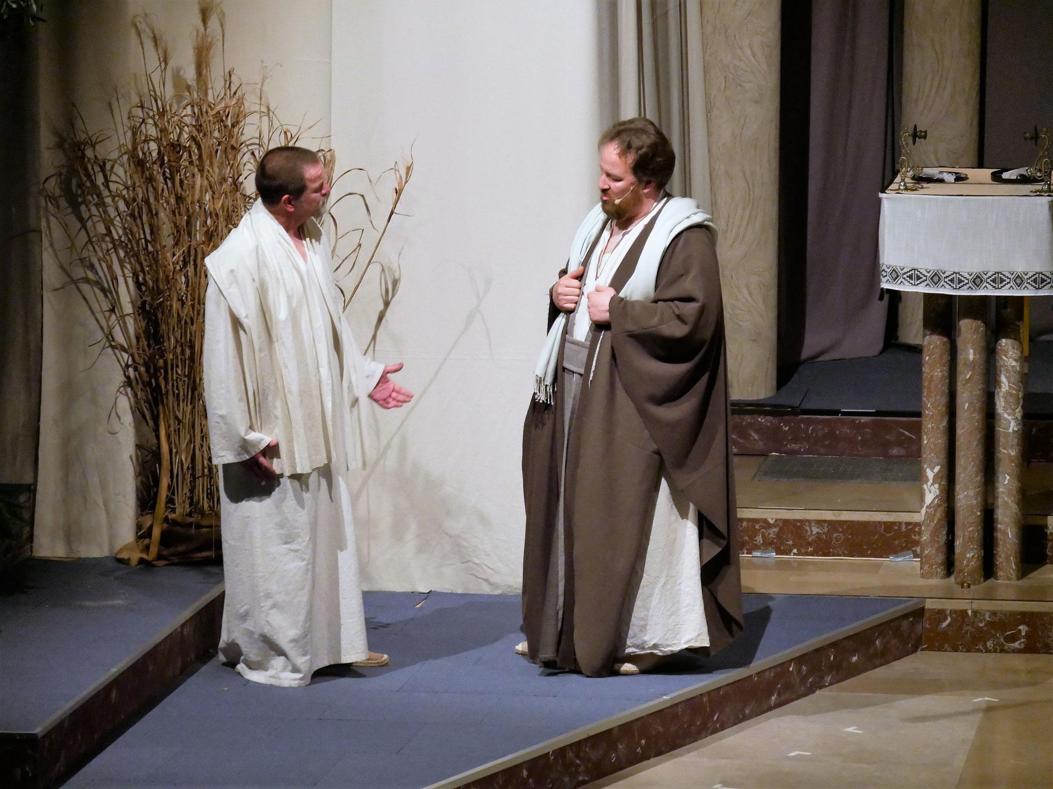 Judas trifft Zerah
