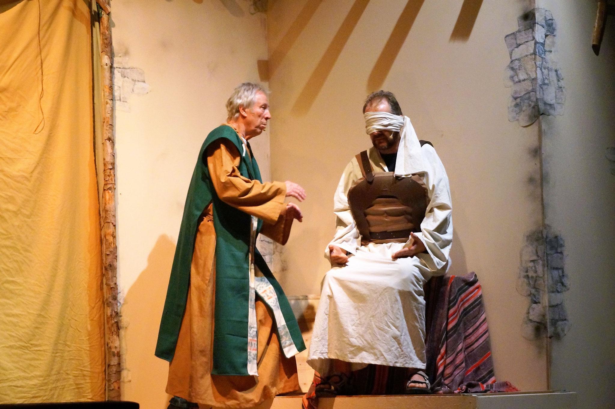 Ananias und Saulus (Michael Heuser)