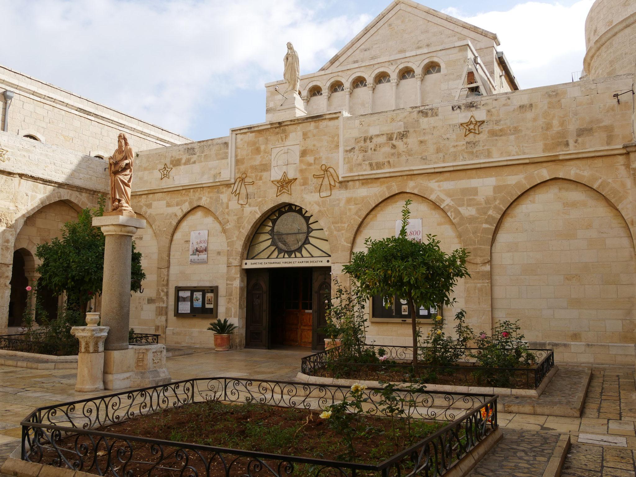 Die St. Katharinenbasilika