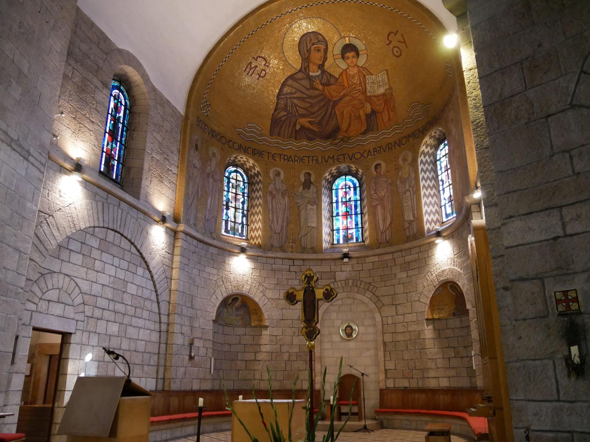 Die Dormitio-Abtei