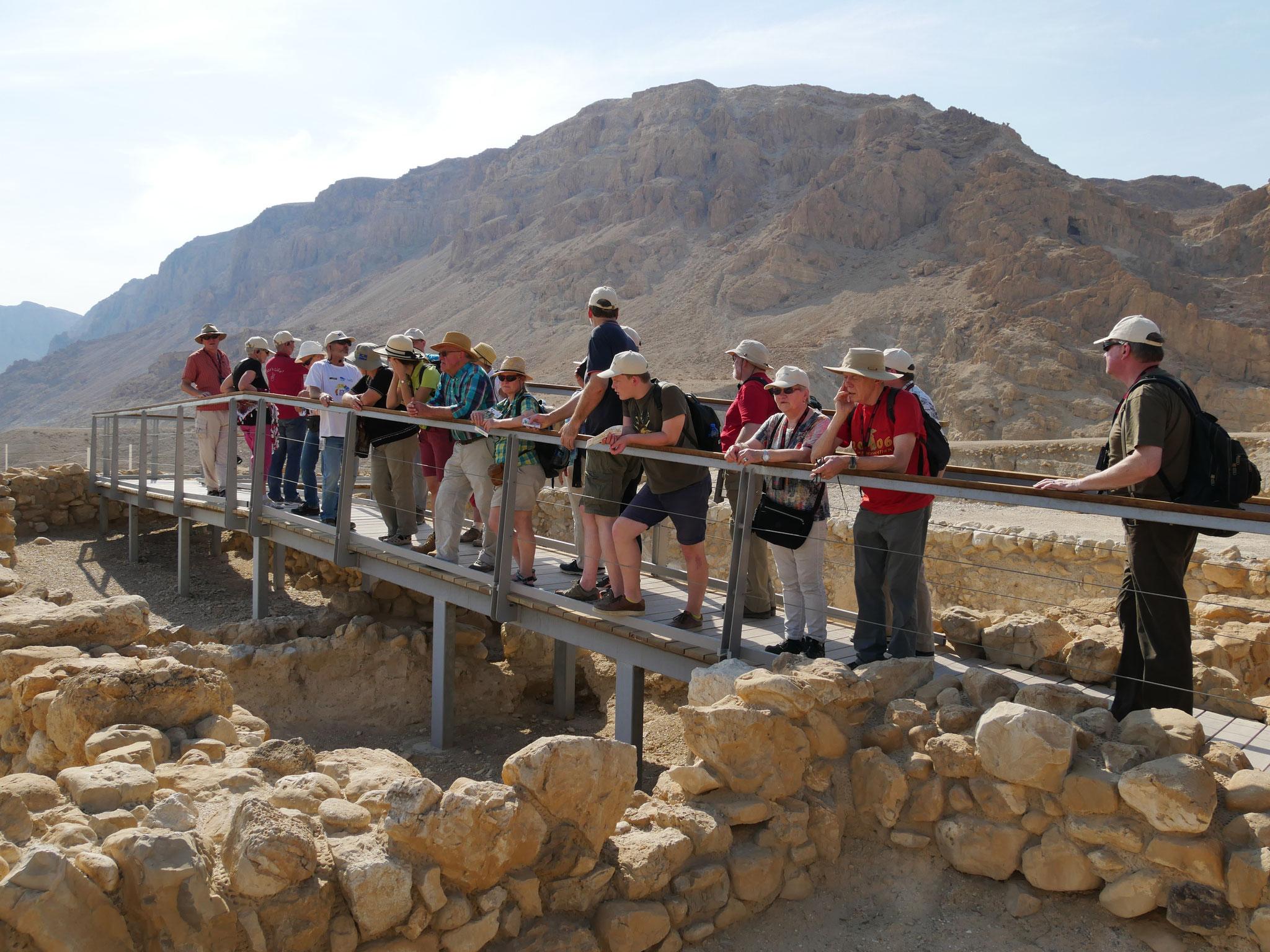 Qumram - Museum