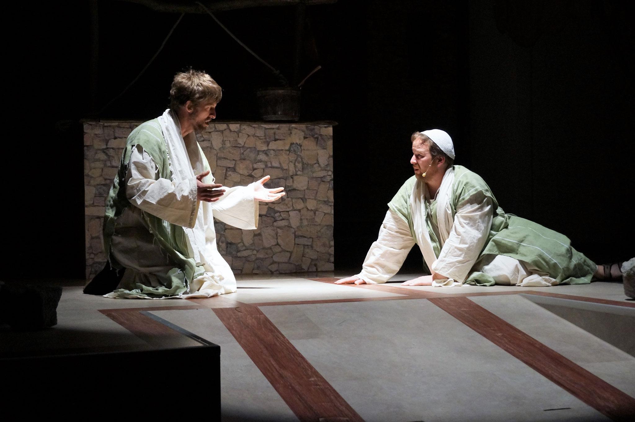Paulus und Silas (Matthias Hemmis)