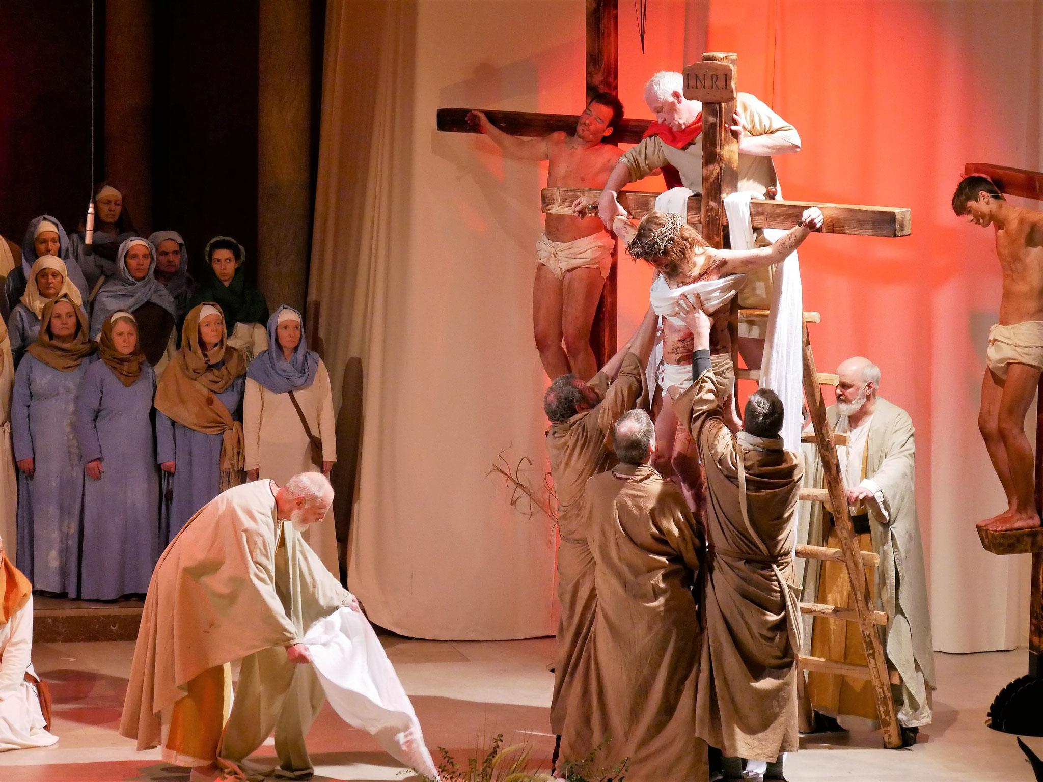 Die Abnahme vom Kreuz