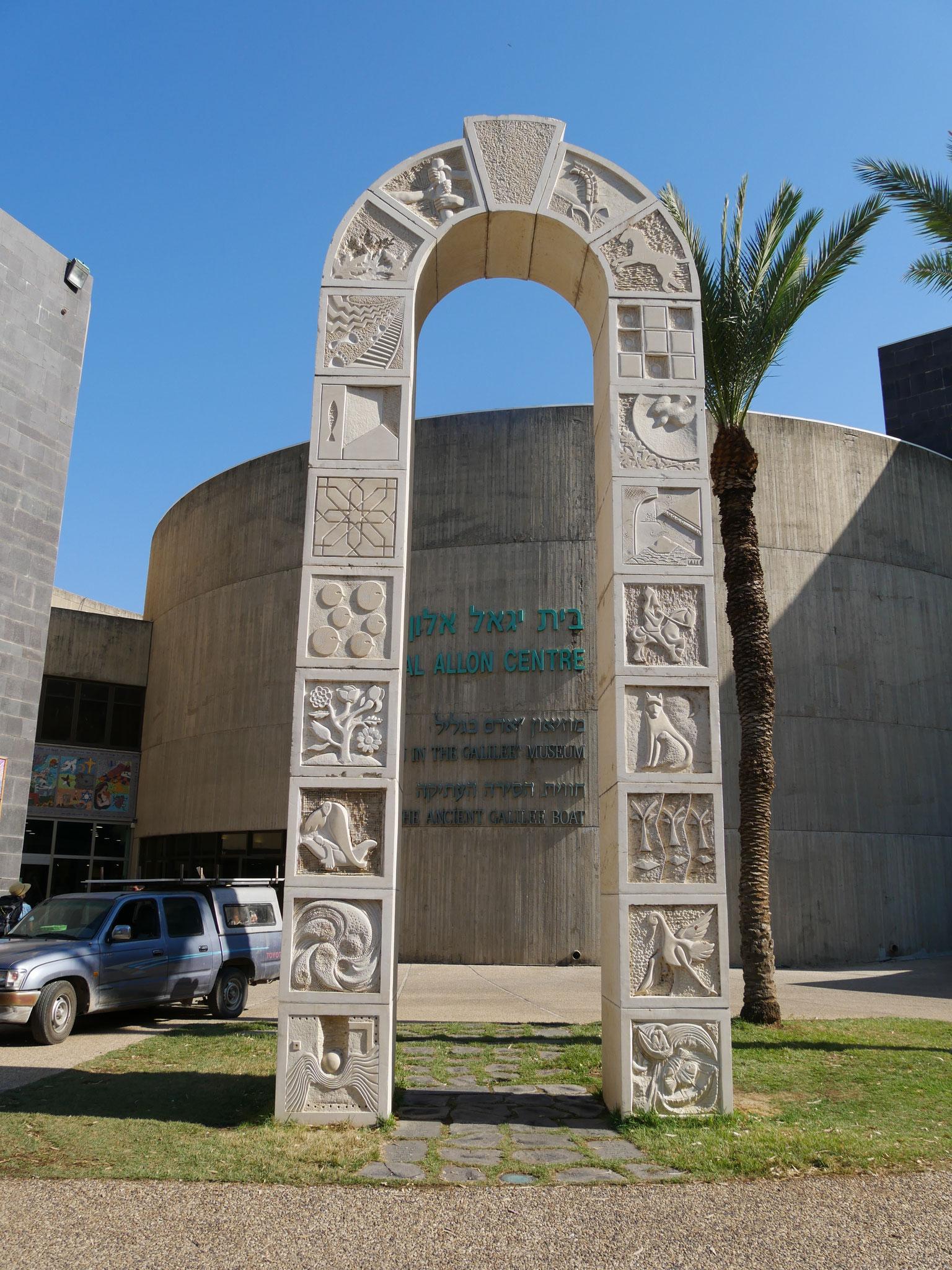 Museum für das Galiläa-Boot