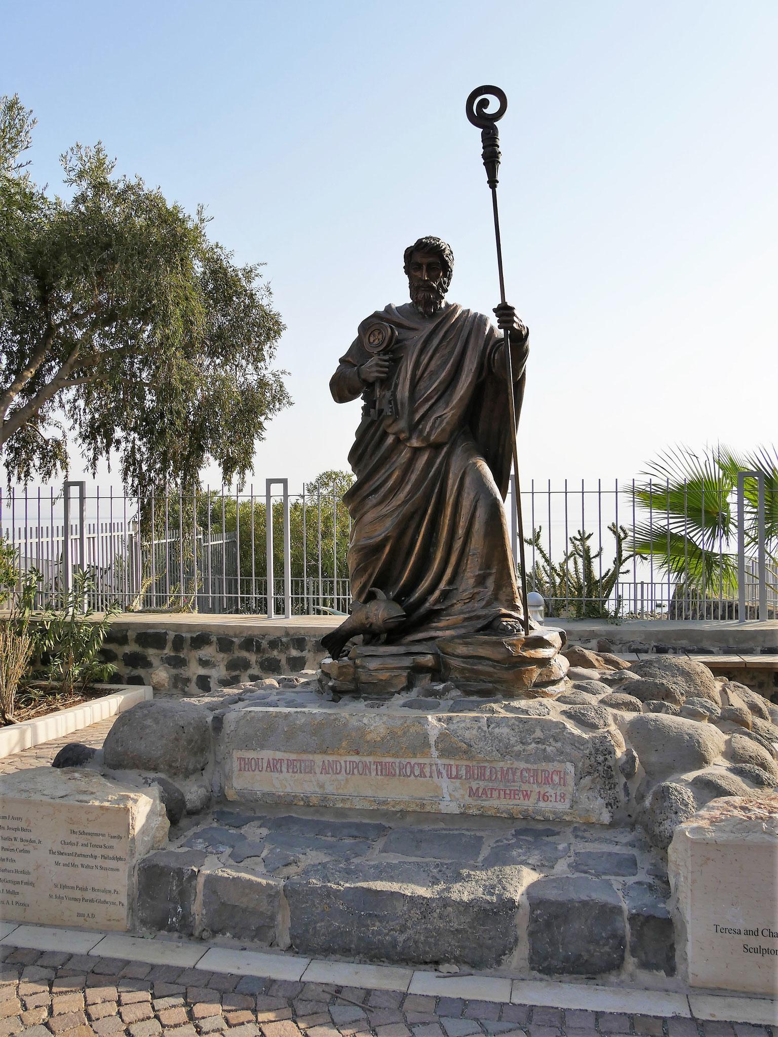 Petrus-Statue