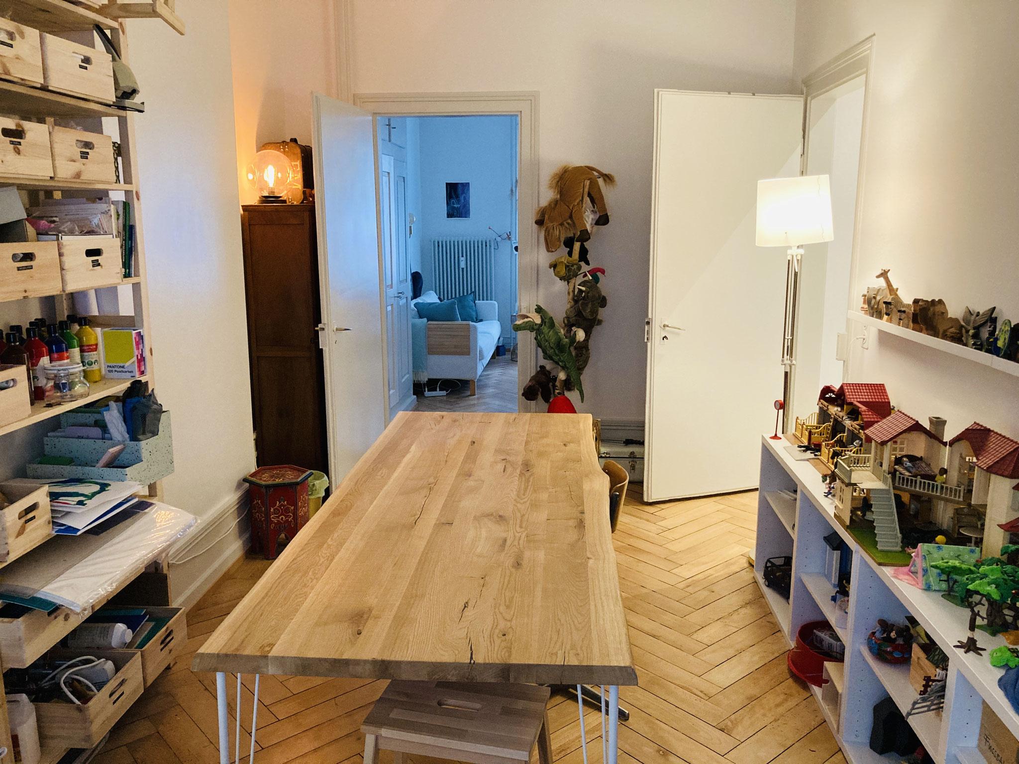 Spielzimmer / Atelier Franziska Meier