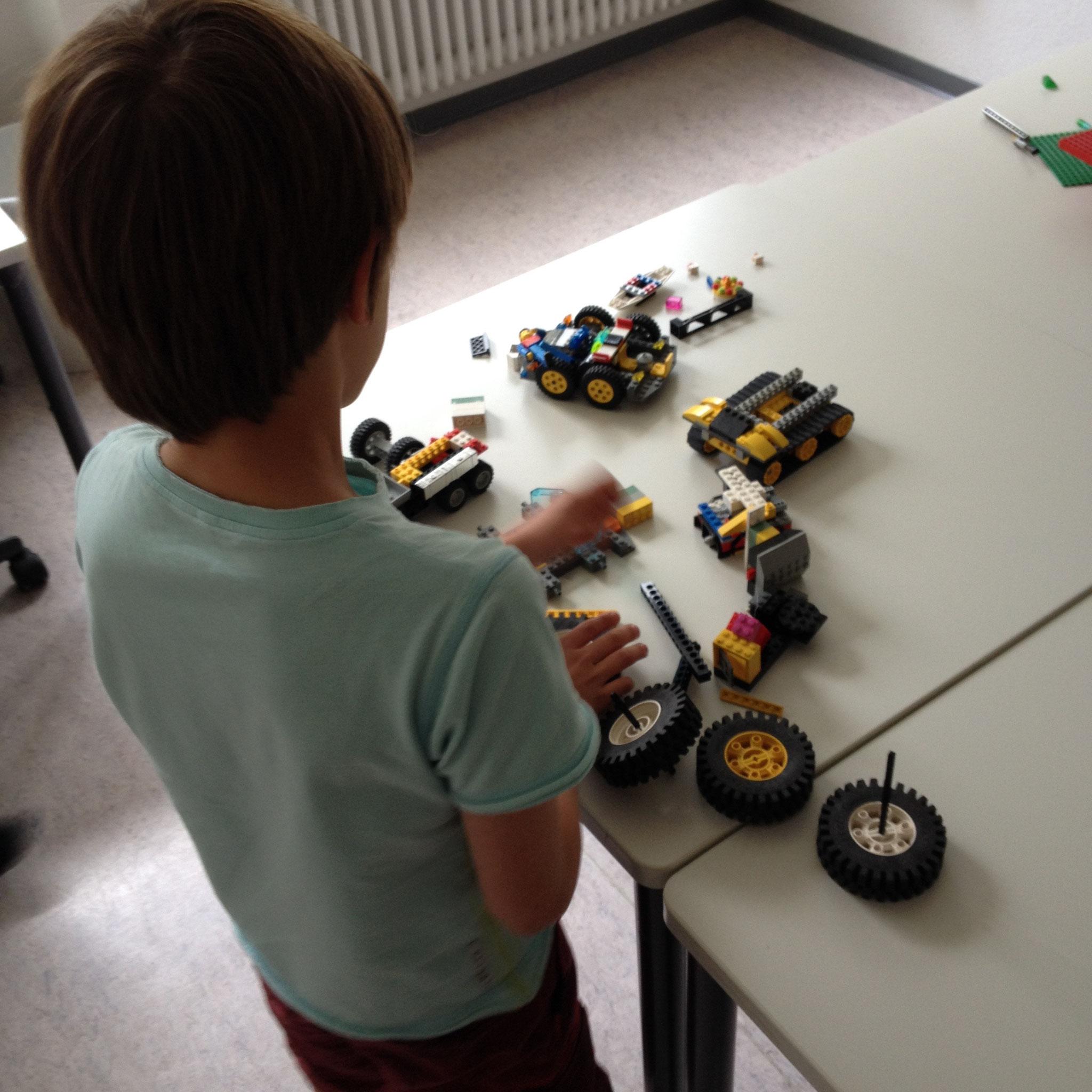 Legopause
