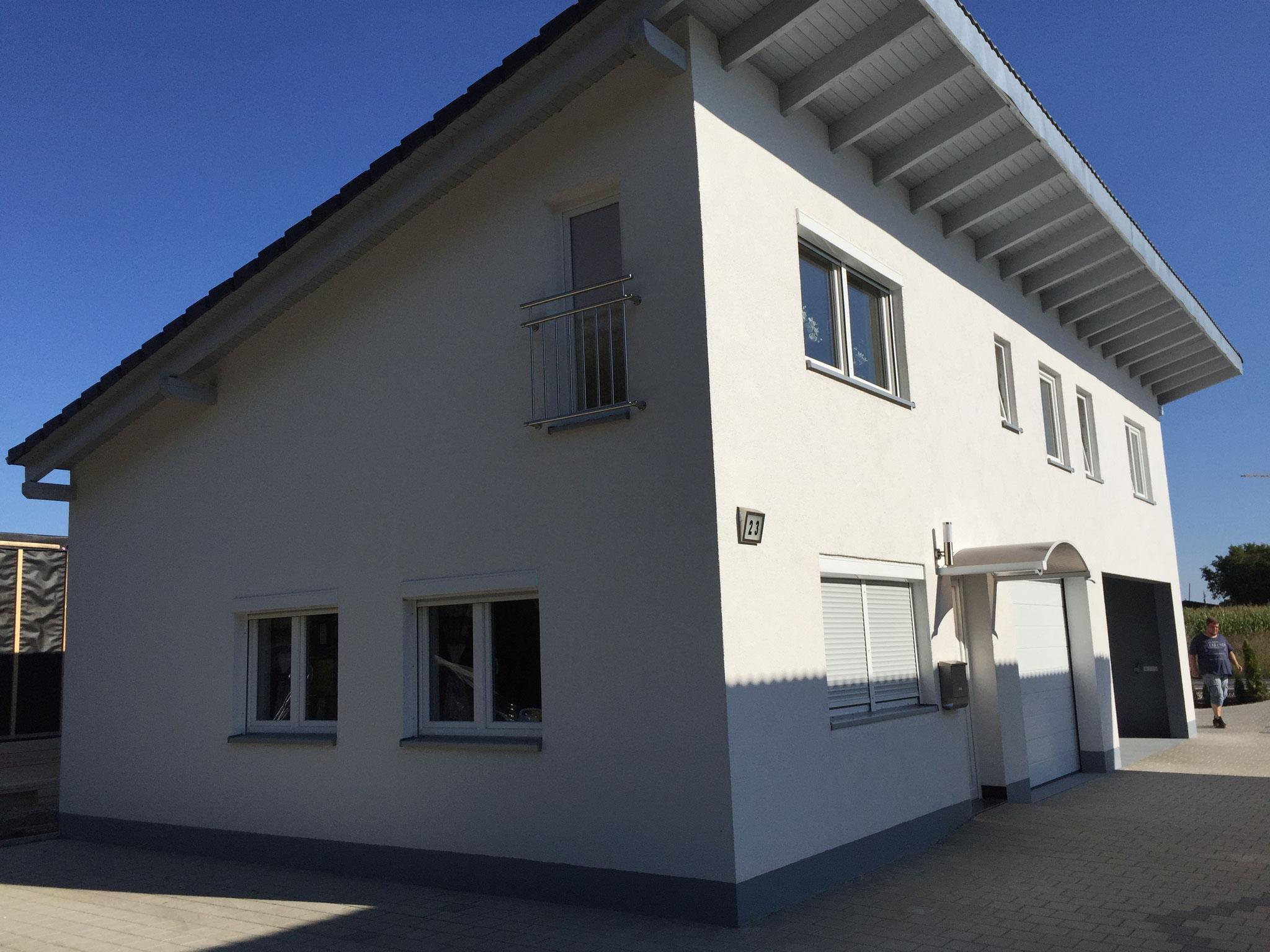 Unser Betriebshof, Beim Bildsäule 25 in Laupheim