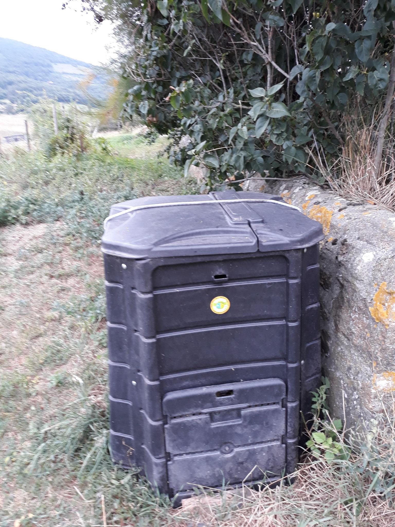 Compostage des déchets végétaux
