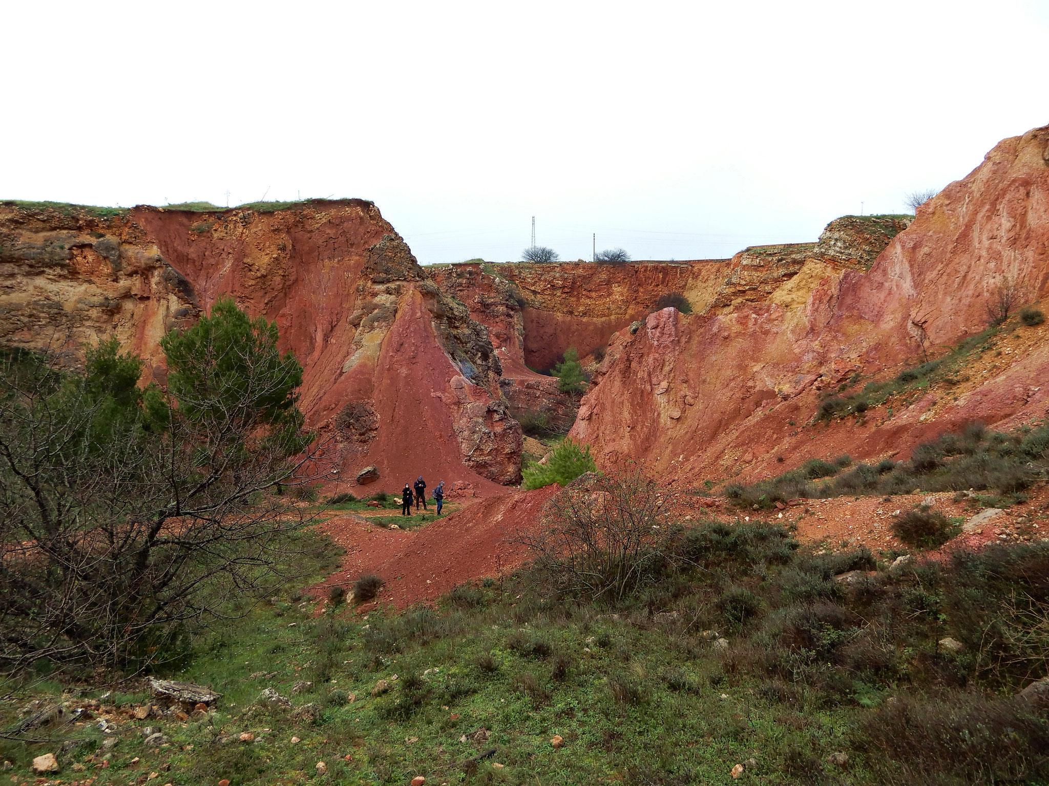 Le Cave di Bauxite: Parco Nazionale Alta Murgia