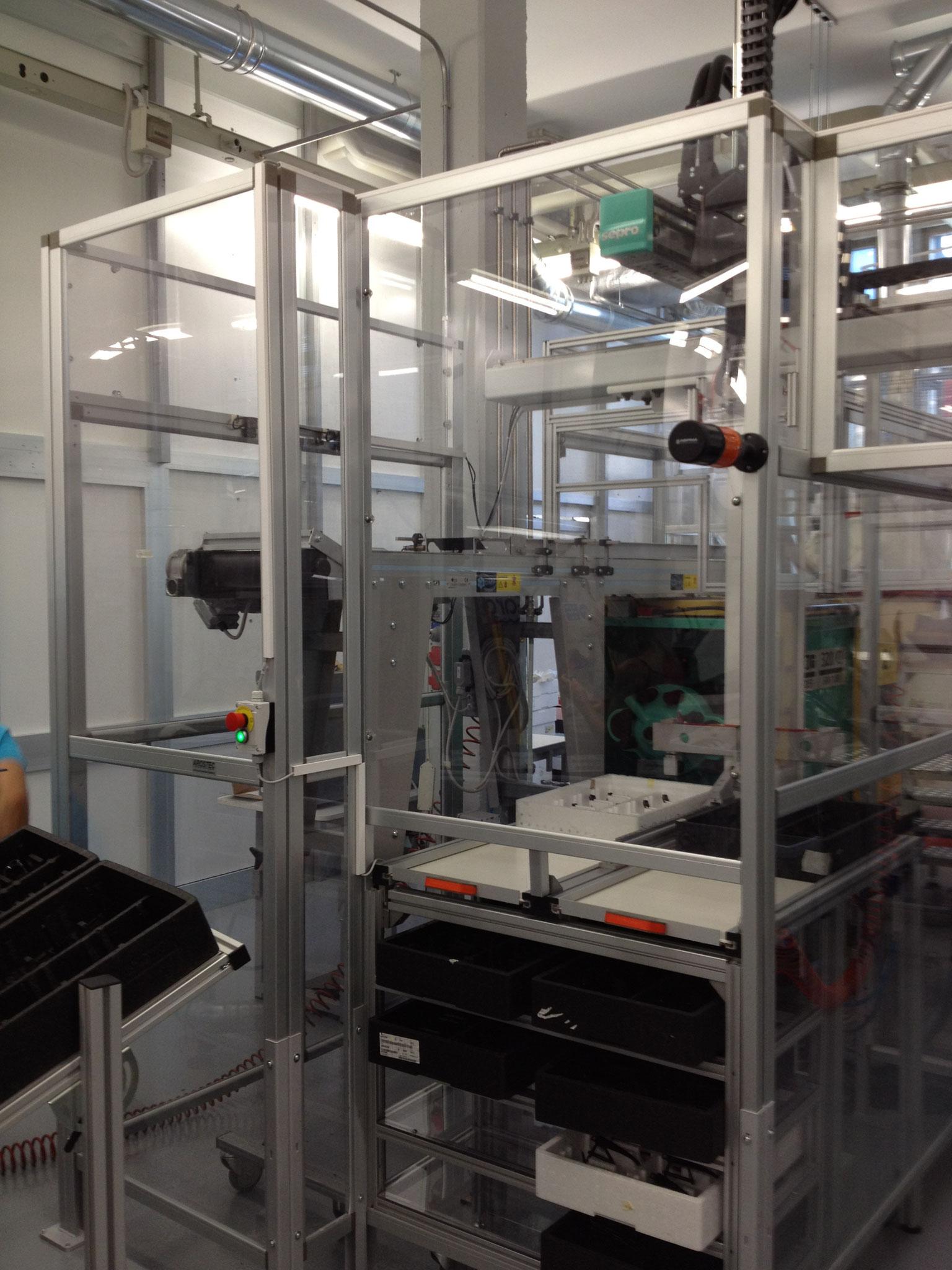 Protezioni fisse in policarbonato Lexan