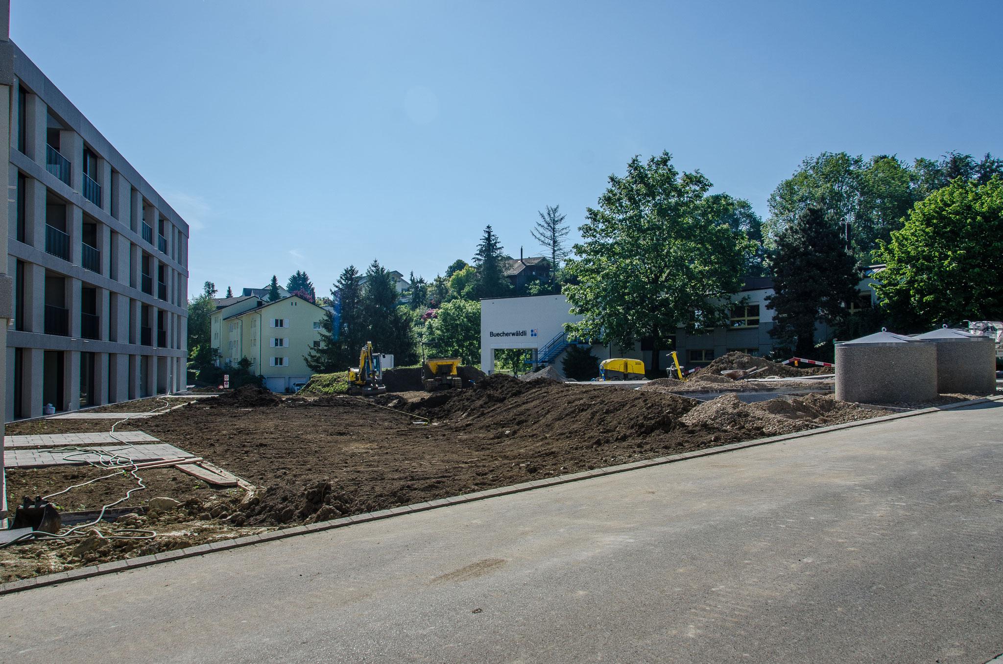 ...was sich auch aus der Perspektive von der Neuheimstrasse zeigt.
